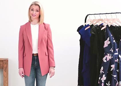 Play video to learn how to find perfect dress silhouette for any occasion.