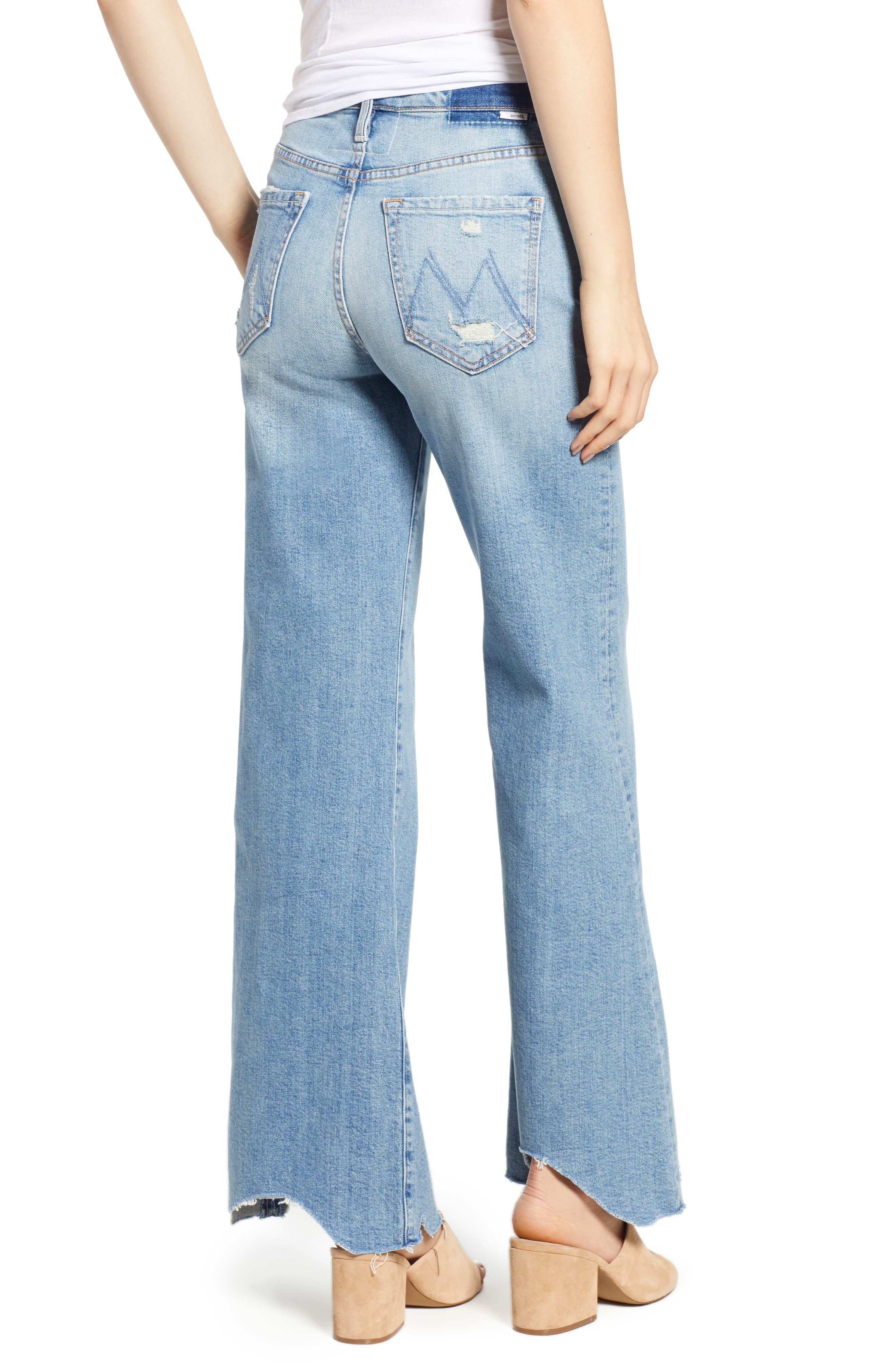 Tomcat Roller Chew Hem Jeans,                             Alternate thumbnail 2, color,                             420