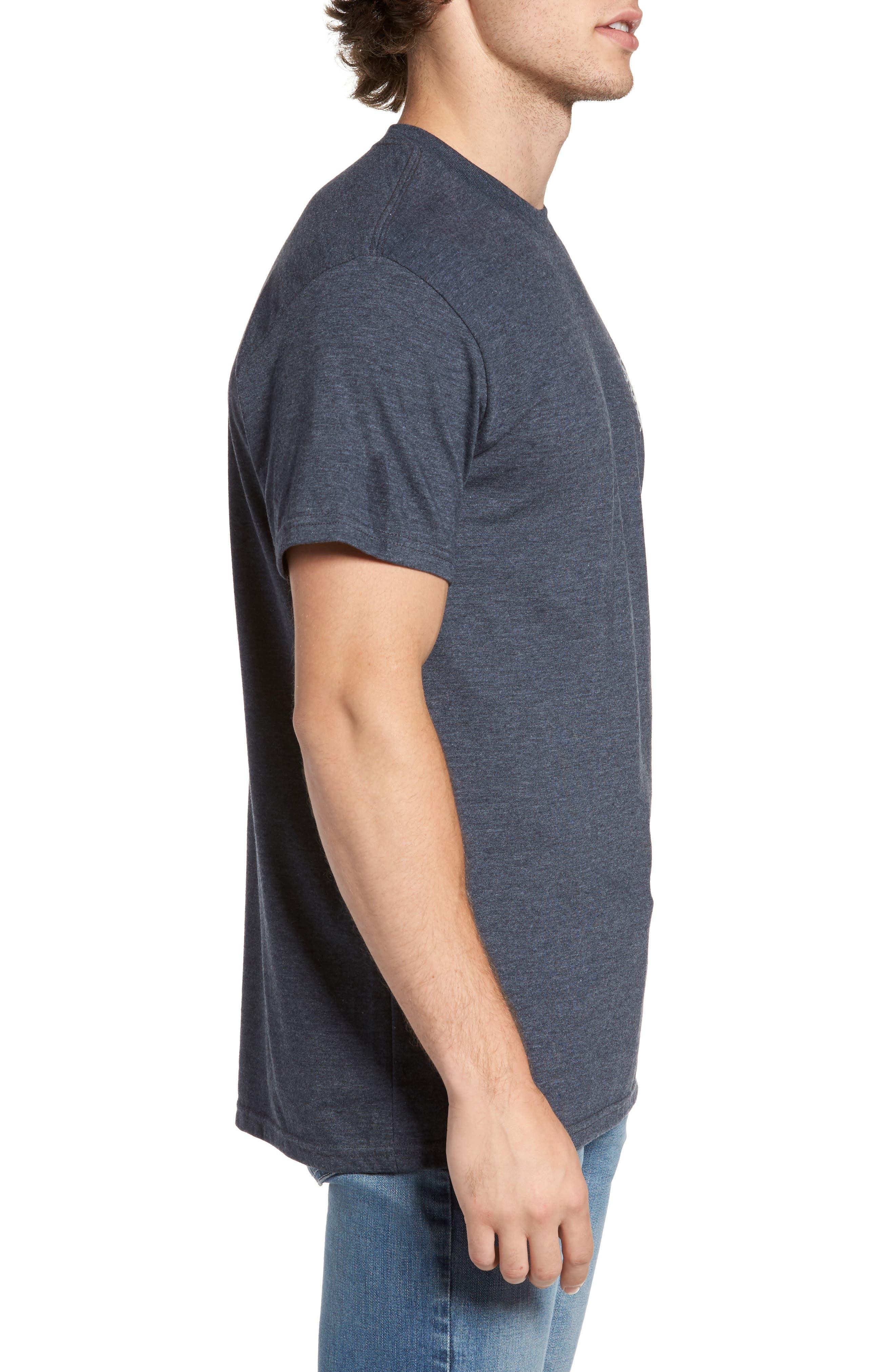 Diver Graphic T-Shirt,                             Alternate thumbnail 3, color,                             412