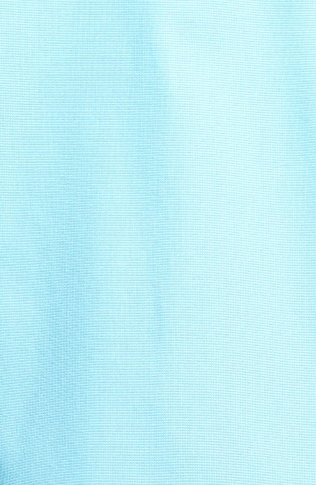 'Classic' Smartcare<sup>™</sup> Regular Fit Short Sleeve Cotton Sport Shirt,                             Alternate thumbnail 88, color,