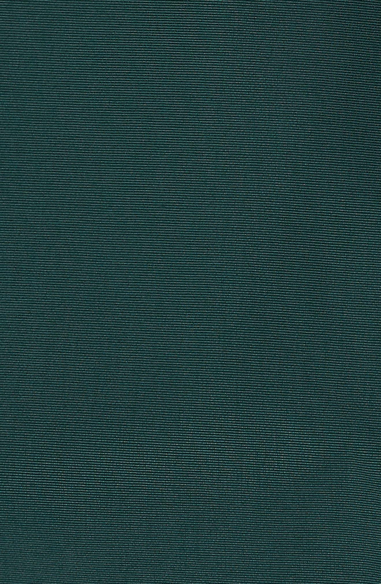 Unemployable Bomber Jacket,                             Alternate thumbnail 7, color,                             BOTTLE GREEN