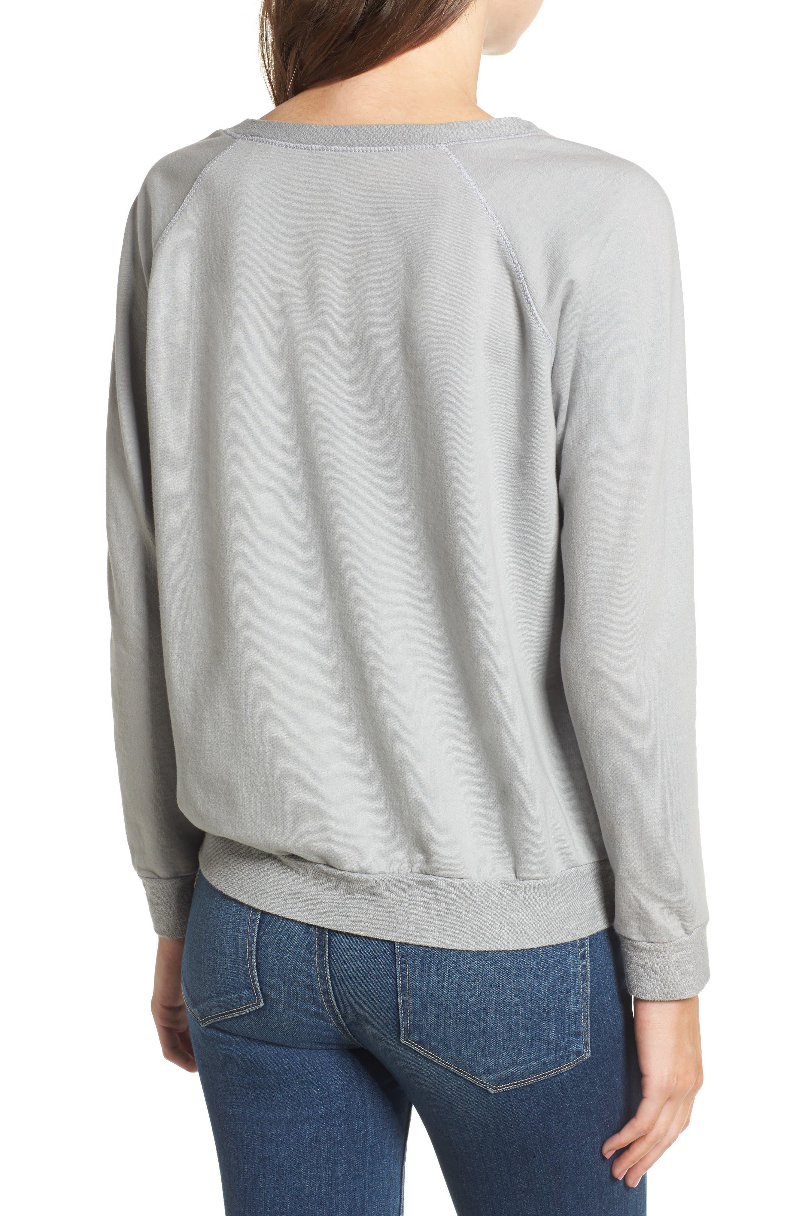 Sleigh Whaaat Sweatshirt,                             Alternate thumbnail 2, color,                             020