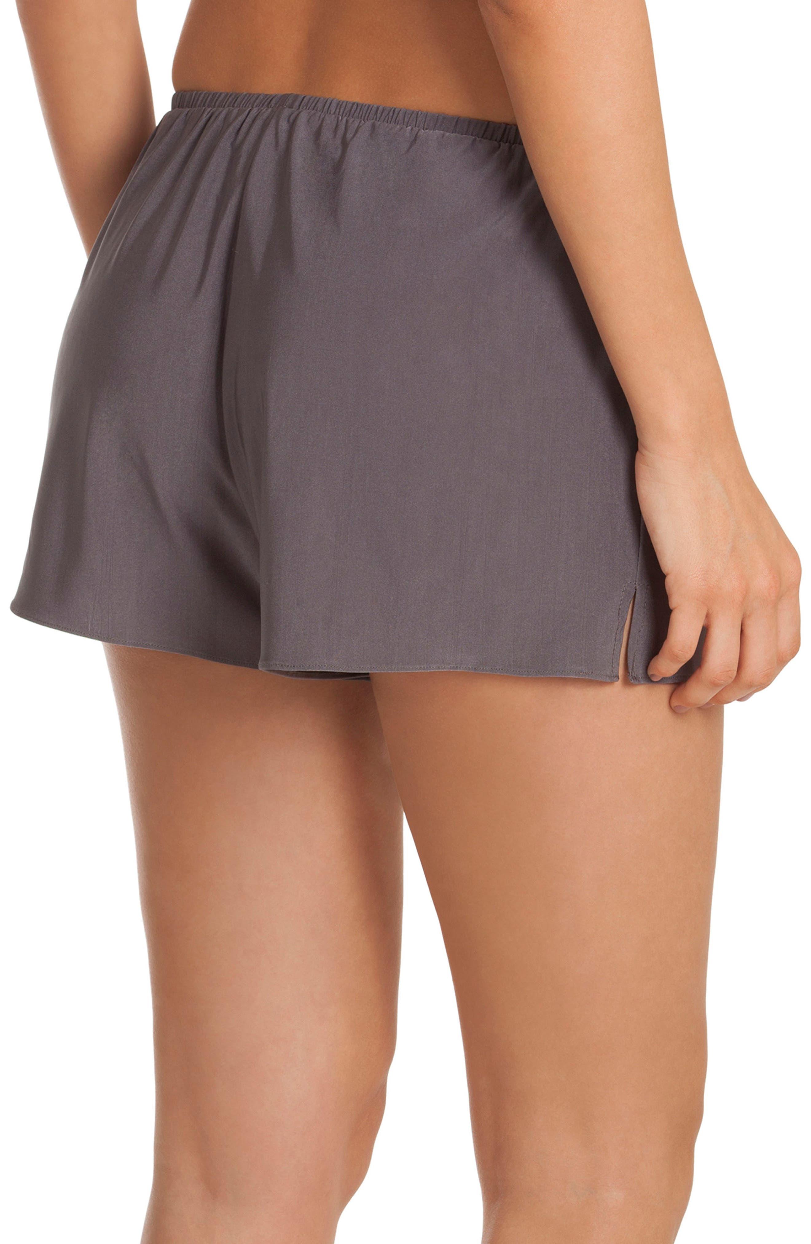 Pajama Shorts,                             Alternate thumbnail 2, color,                             058