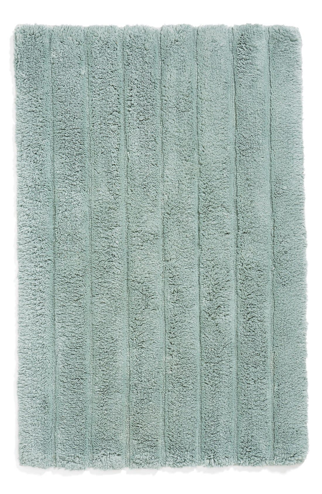 Ribbed Velour Bath Rug,                             Main thumbnail 7, color,