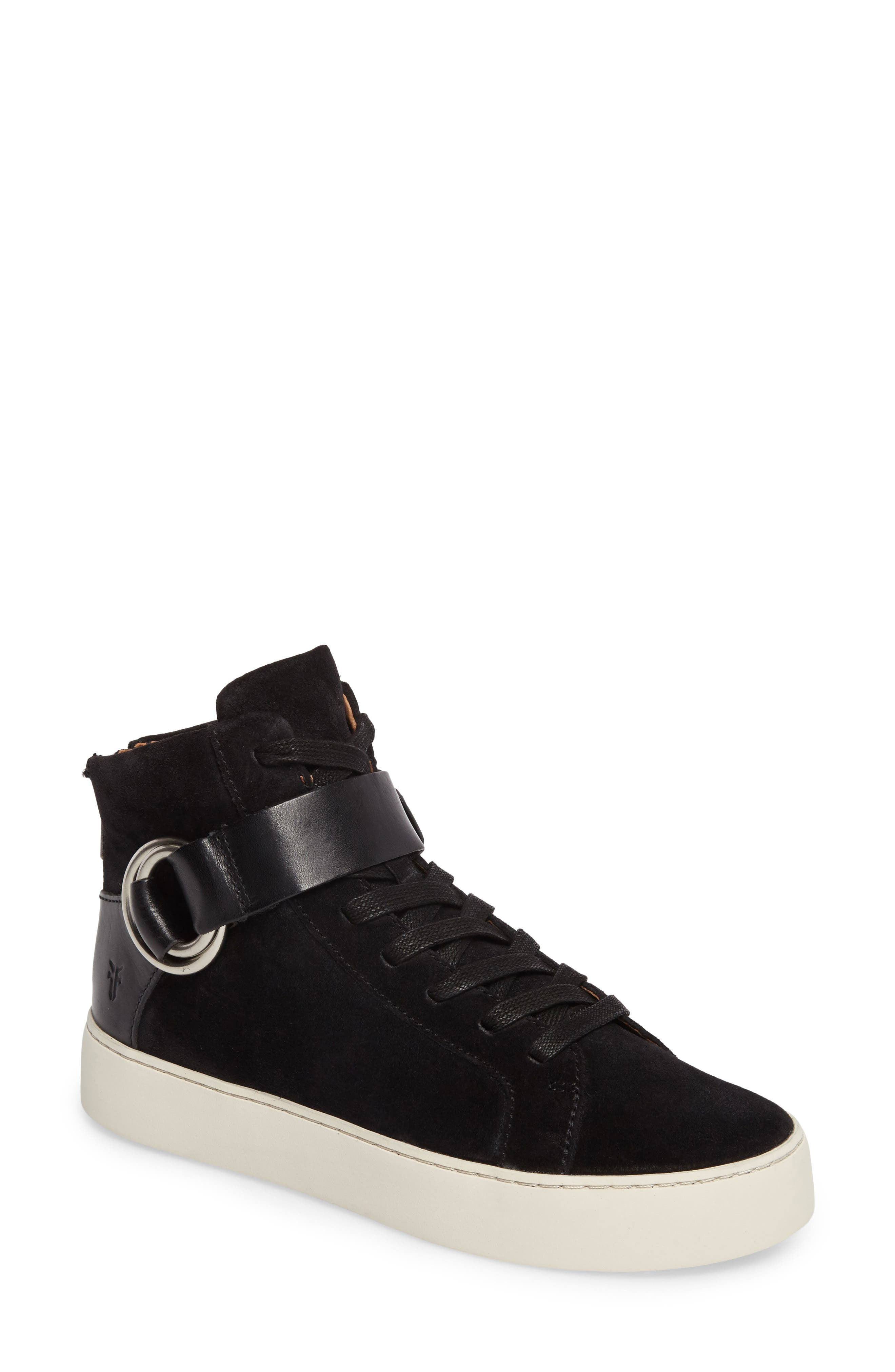 Lena Harness Sneaker,                             Main thumbnail 1, color,