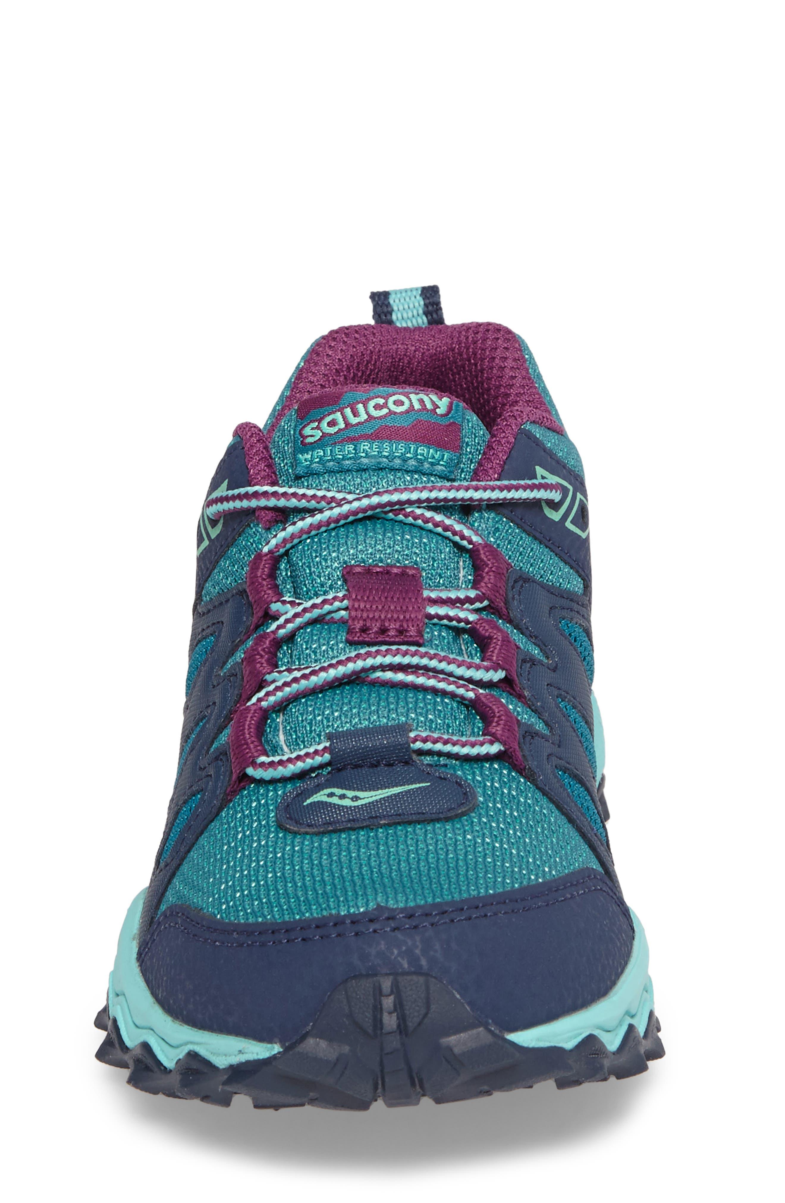 Peregrine Shield Water-Resistant Sneaker,                             Alternate thumbnail 4, color,                             440