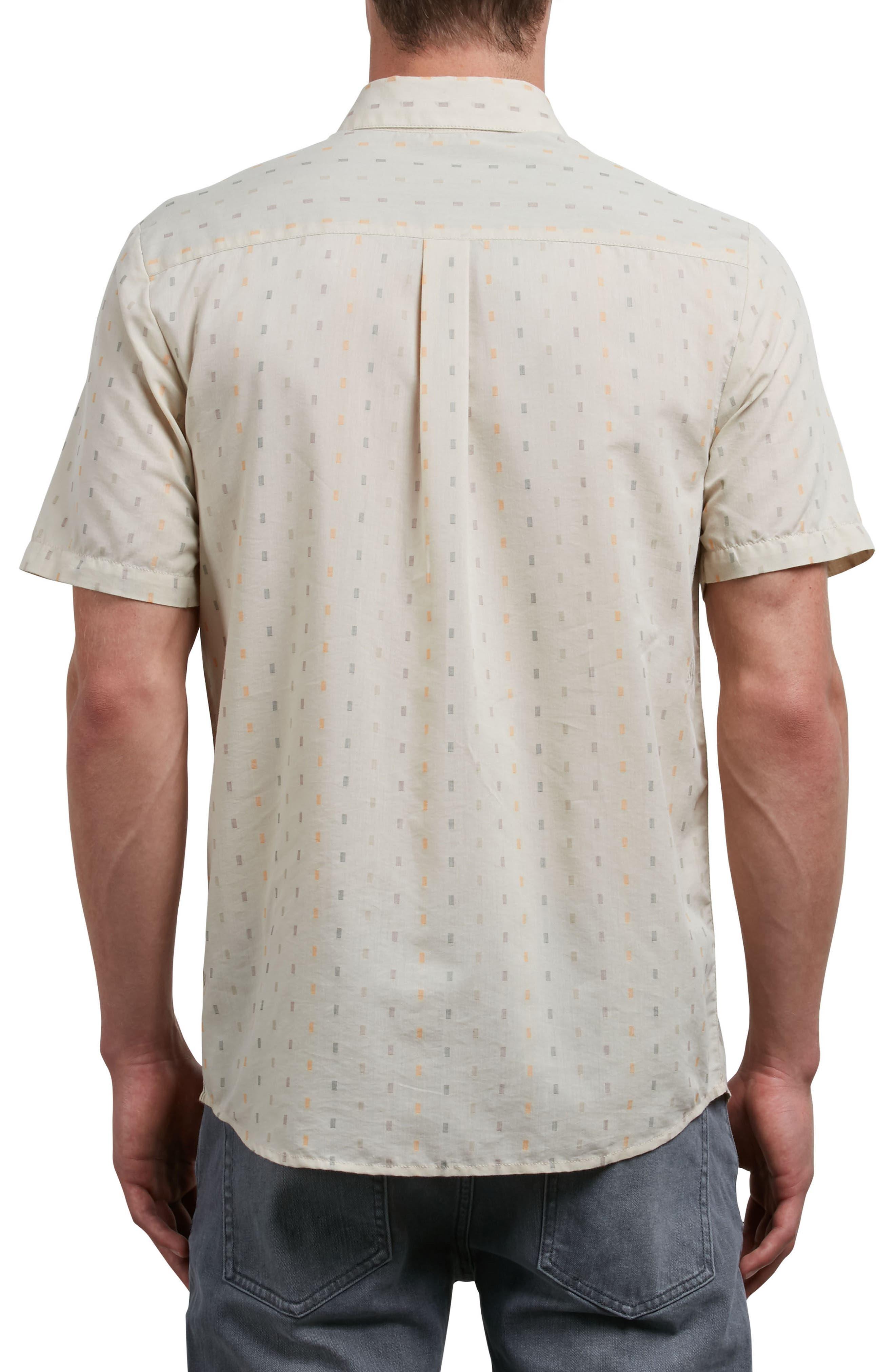 Rollins Woven Shirt,                             Alternate thumbnail 2, color,                             283