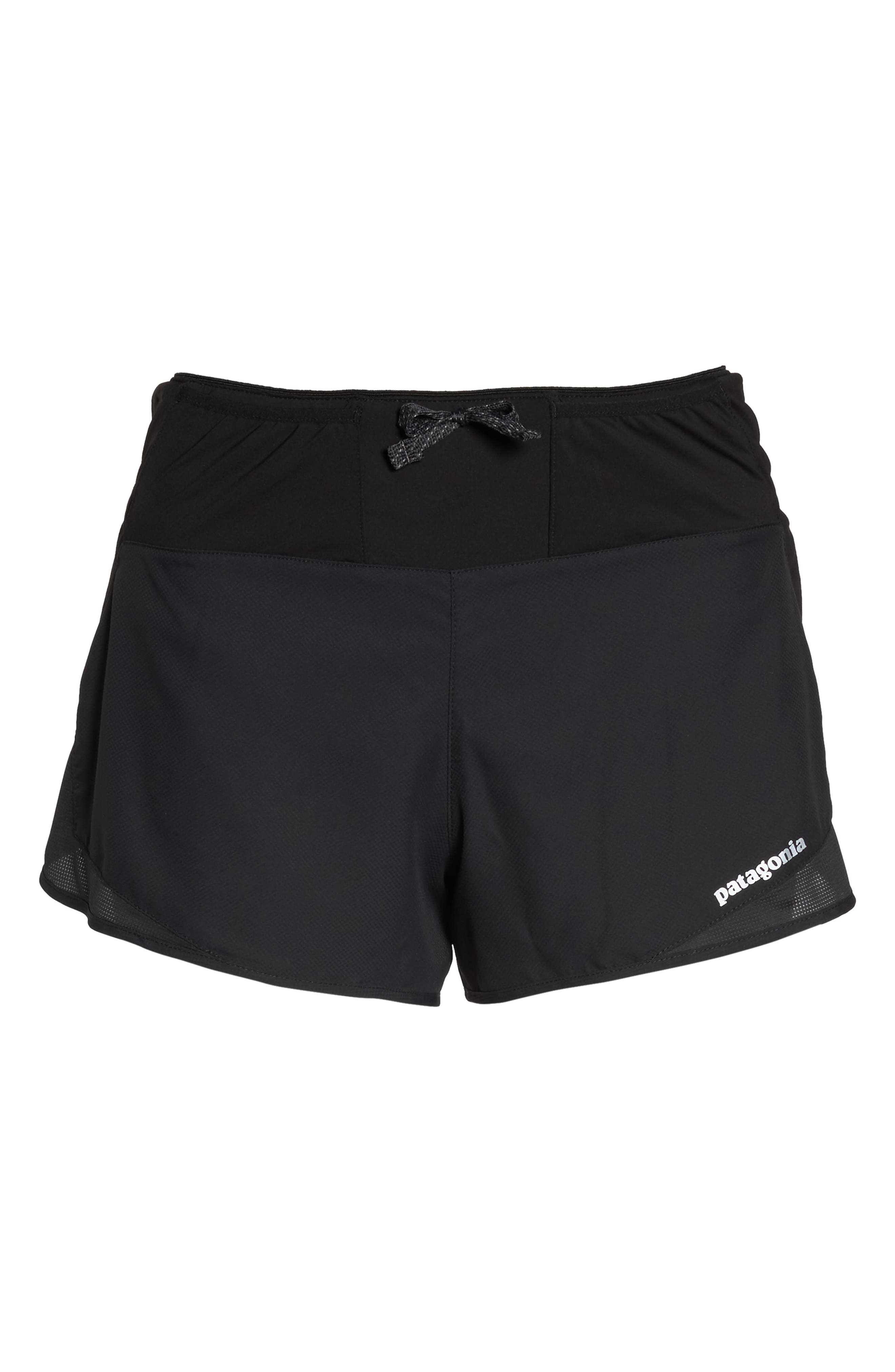 Strider Pro Trail Running Shorts,                             Alternate thumbnail 7, color,                             001