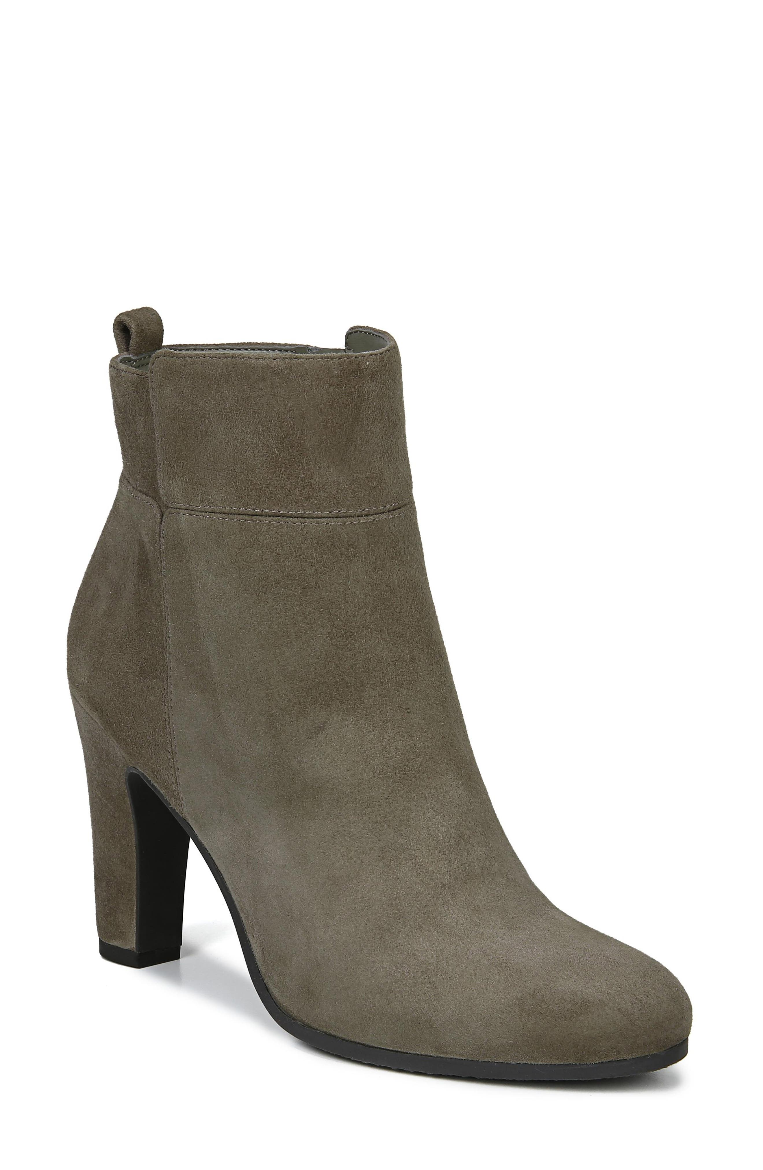 Sianna Bootie,                             Main thumbnail 1, color,                             FLINT GREY SUEDE