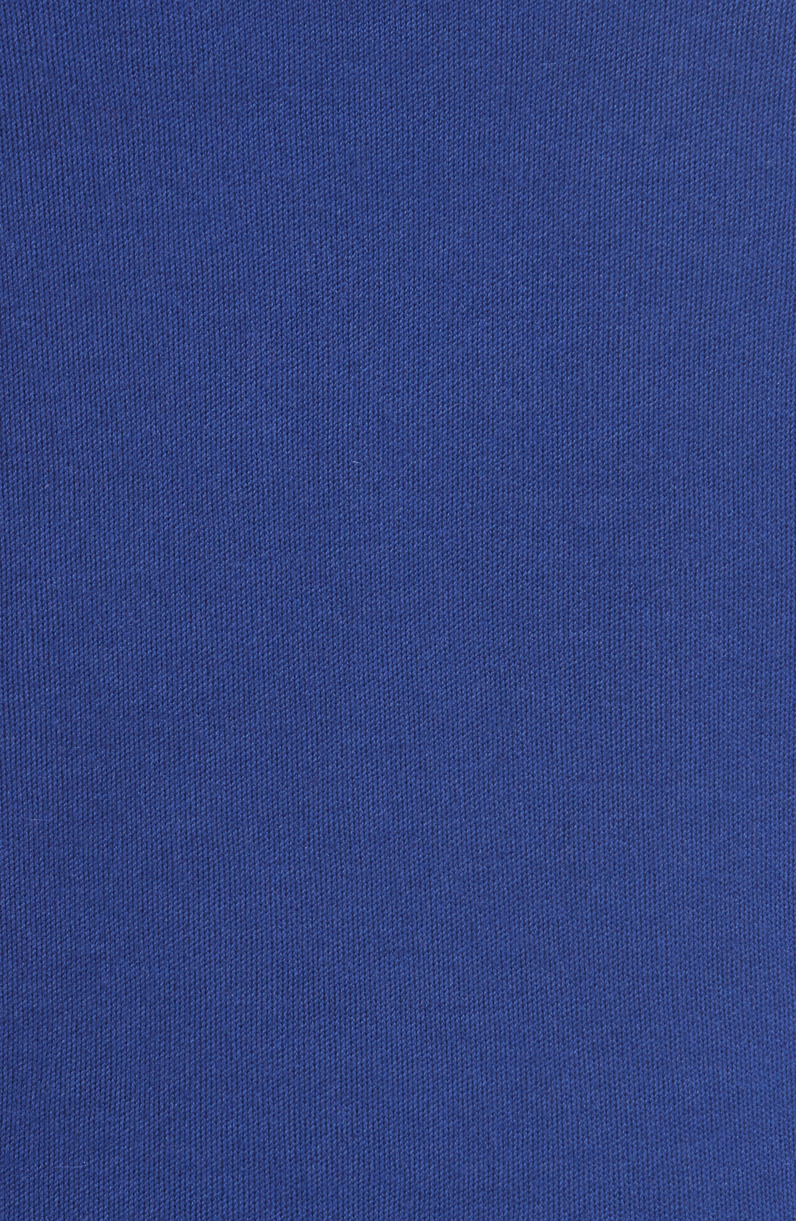 Long Cashmere Cardigan,                             Alternate thumbnail 6, color,                             LAPIS