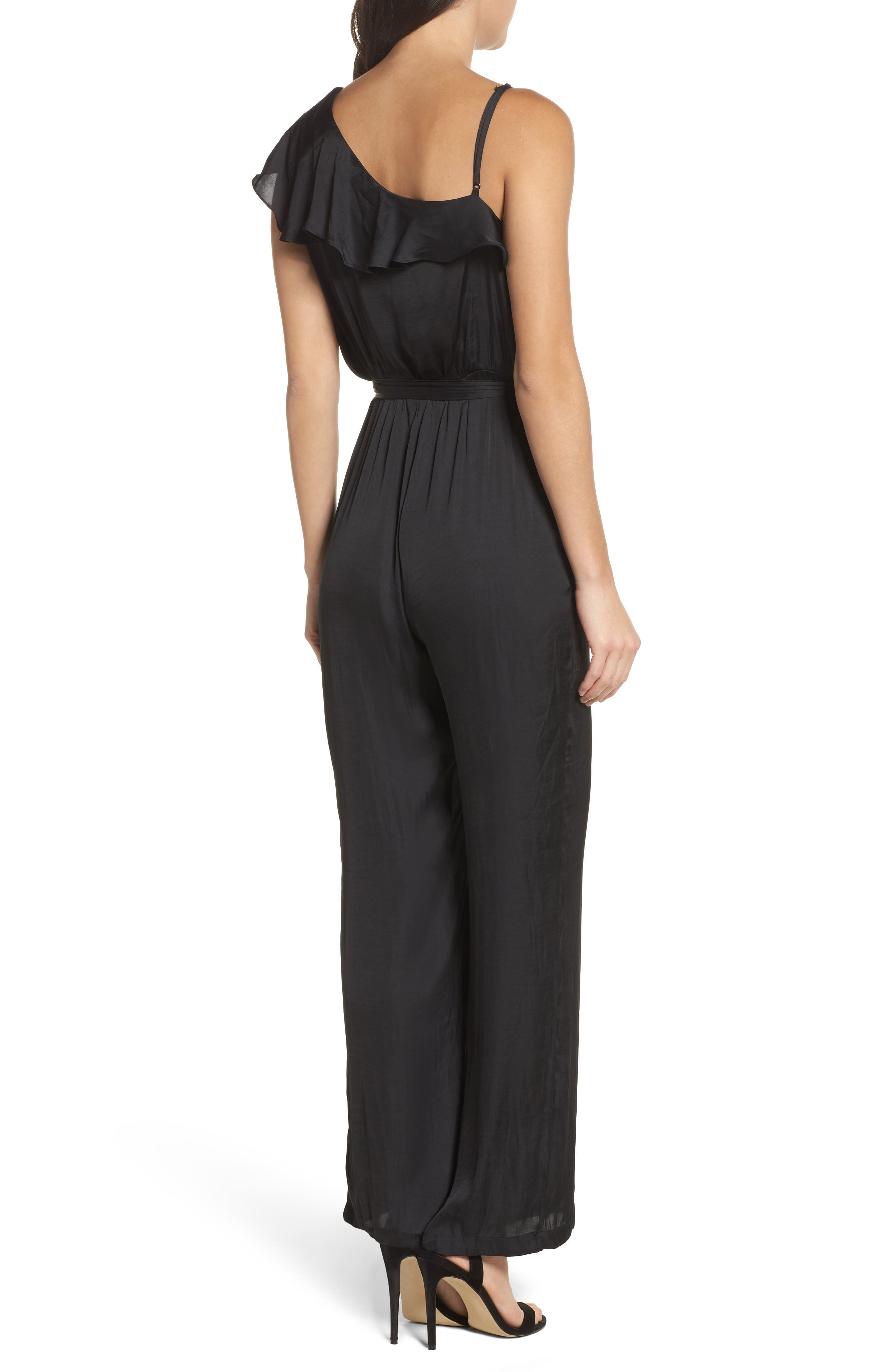 Milly Jumpsuit,                             Alternate thumbnail 2, color,                             001
