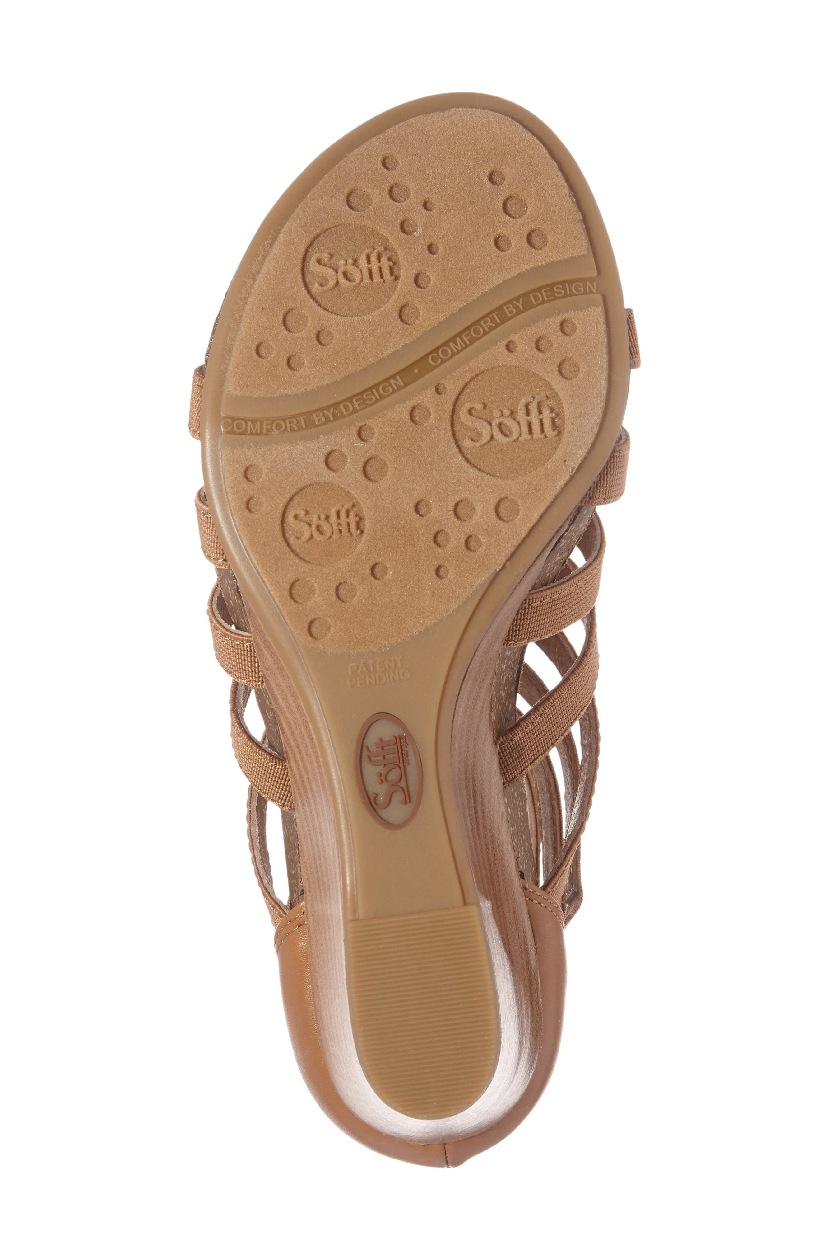 Mati Caged Wedge Sandal,                             Alternate thumbnail 11, color,