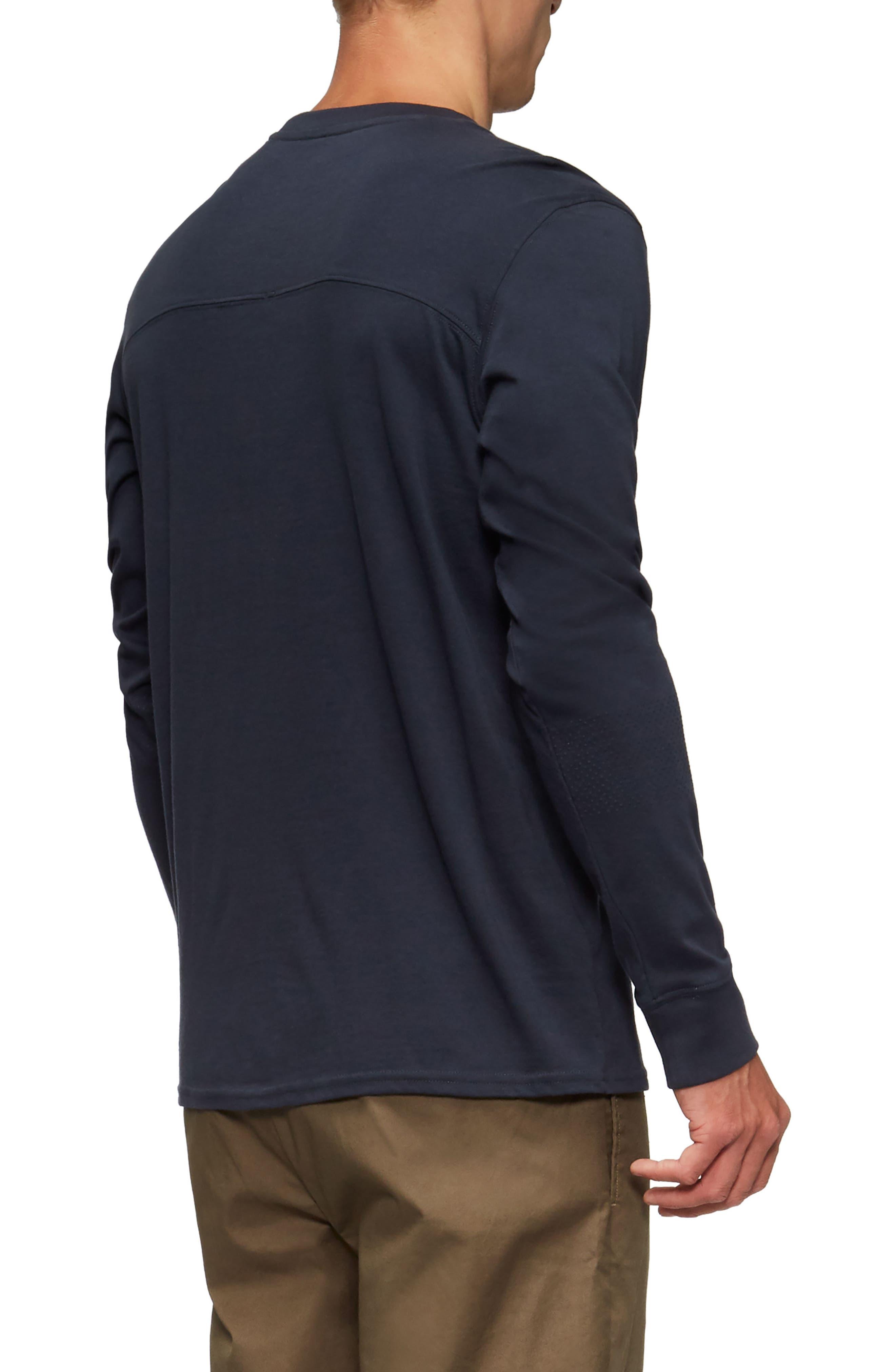Lowell Long Sleeve T-Shirt,                             Alternate thumbnail 6, color,
