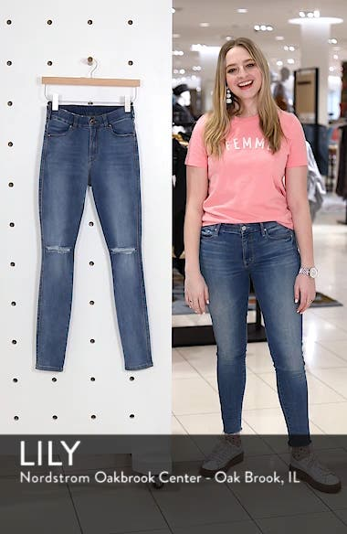 Lexy Ripped Skinny Jeans, sales video thumbnail
