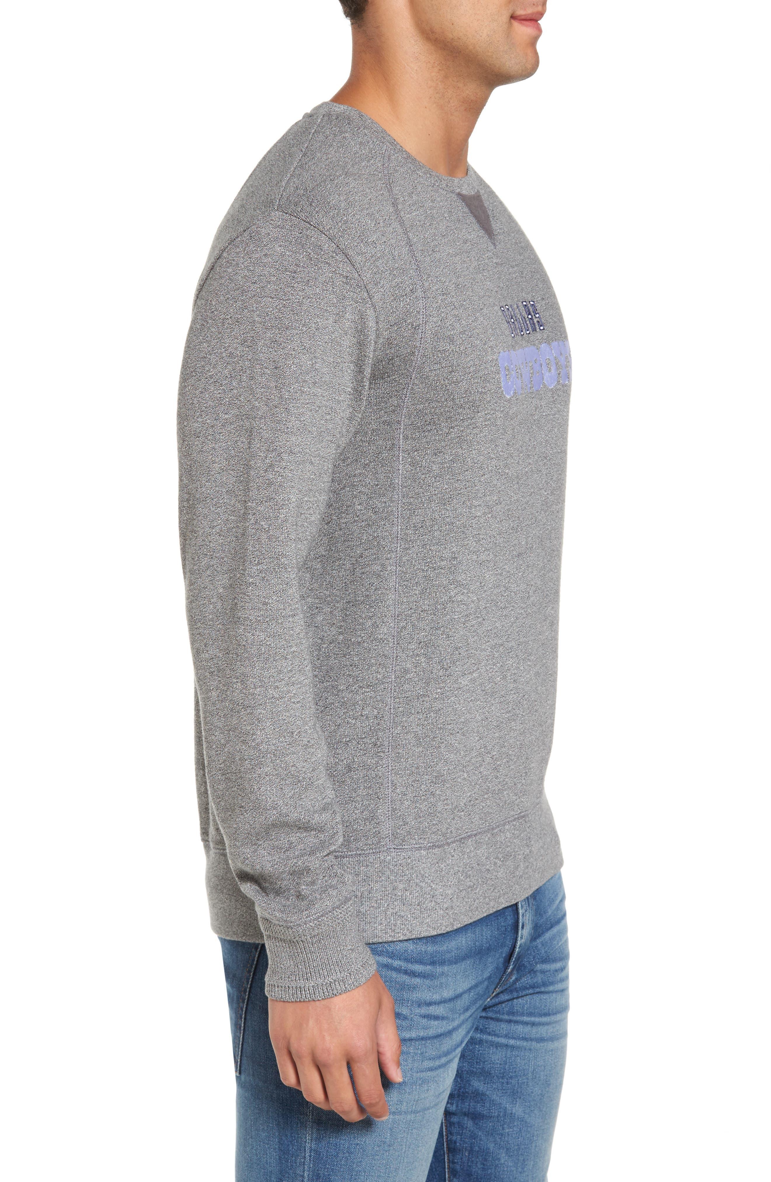 NFL Stitch of Liberty Embroidered Crewneck Sweatshirt,                             Alternate thumbnail 74, color,