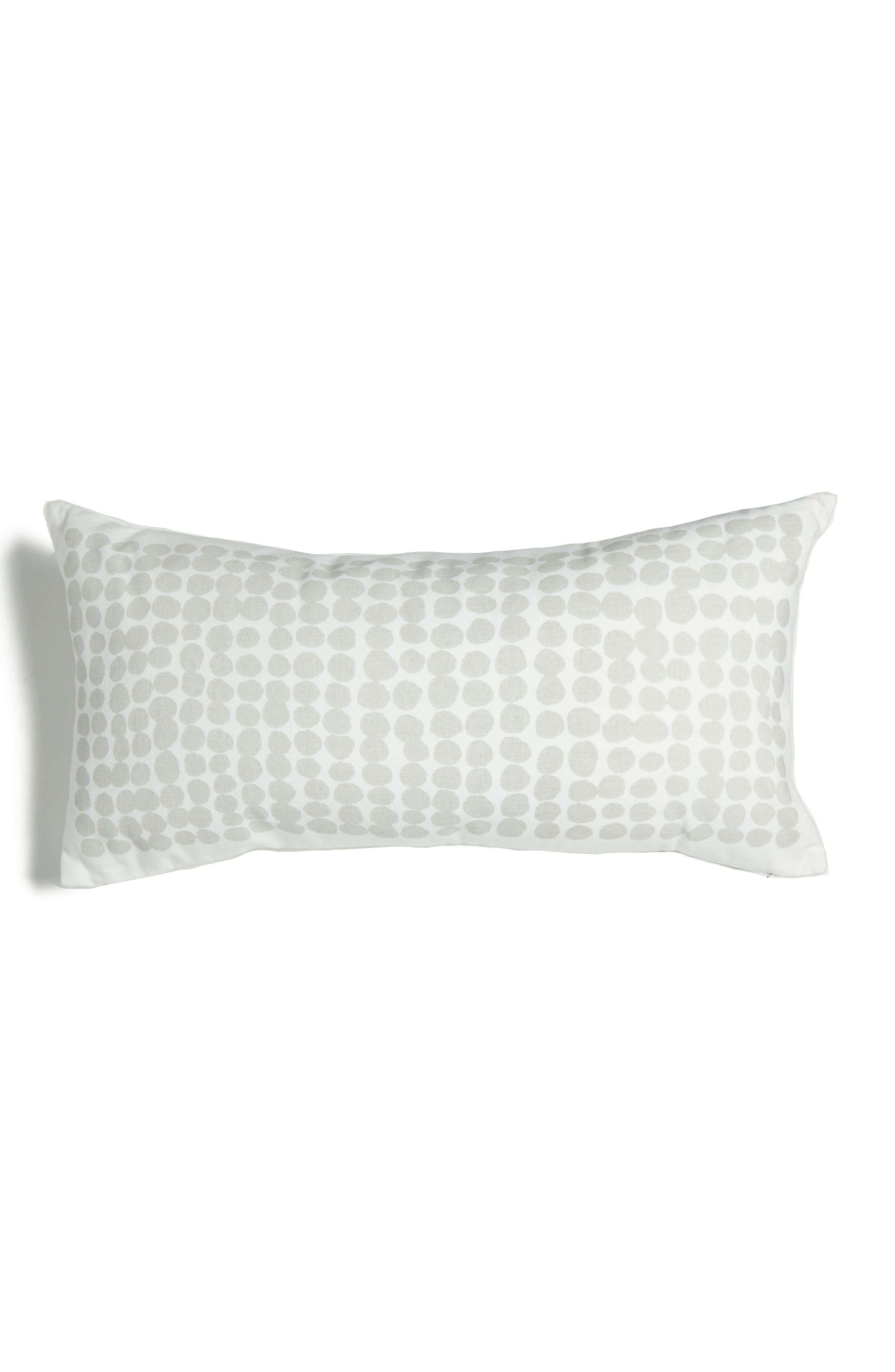 dot stamp accent pillow,                             Alternate thumbnail 2, color,                             020