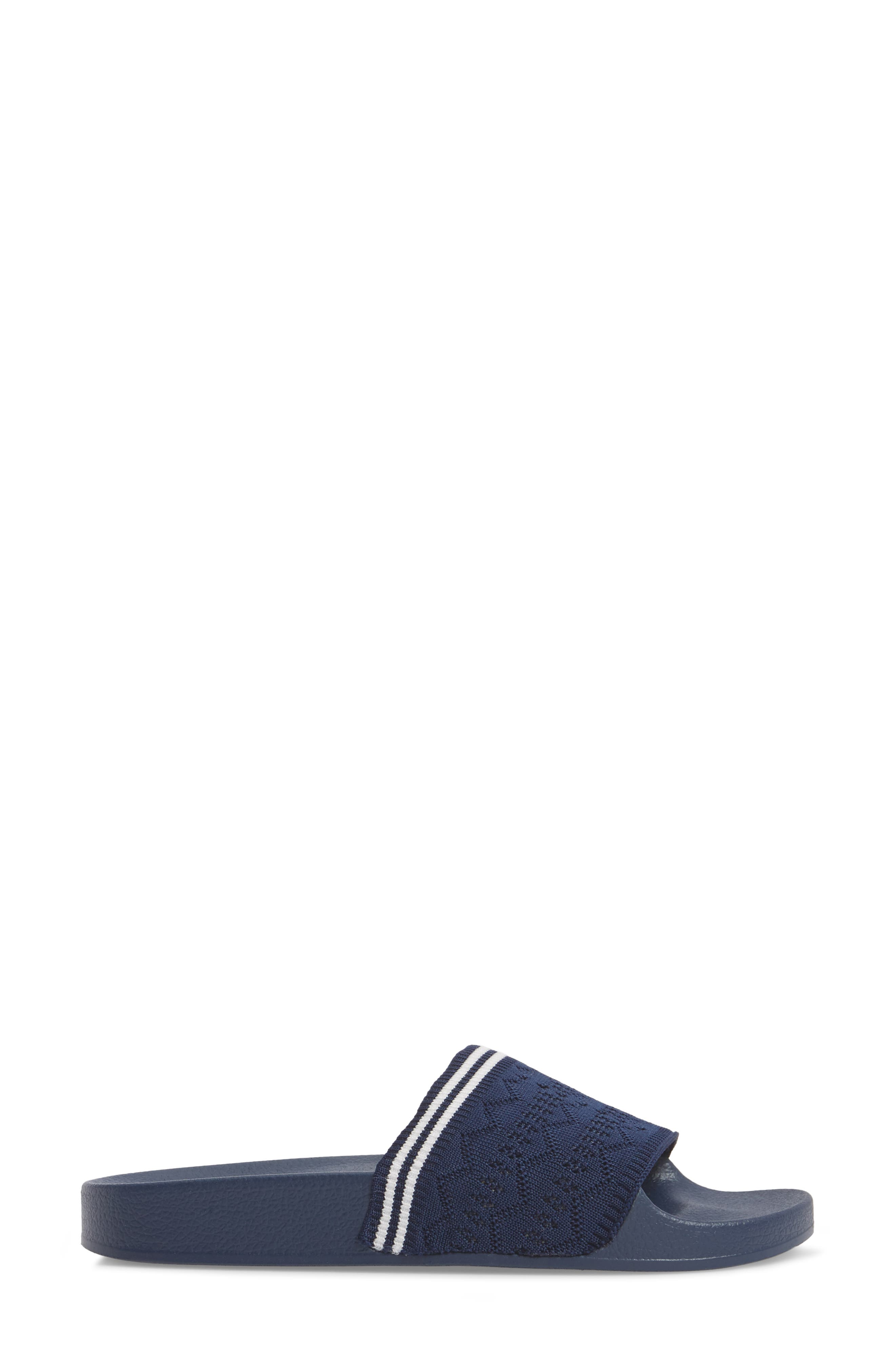 Vibe Sock Knit Slide Sandal,                             Alternate thumbnail 13, color,