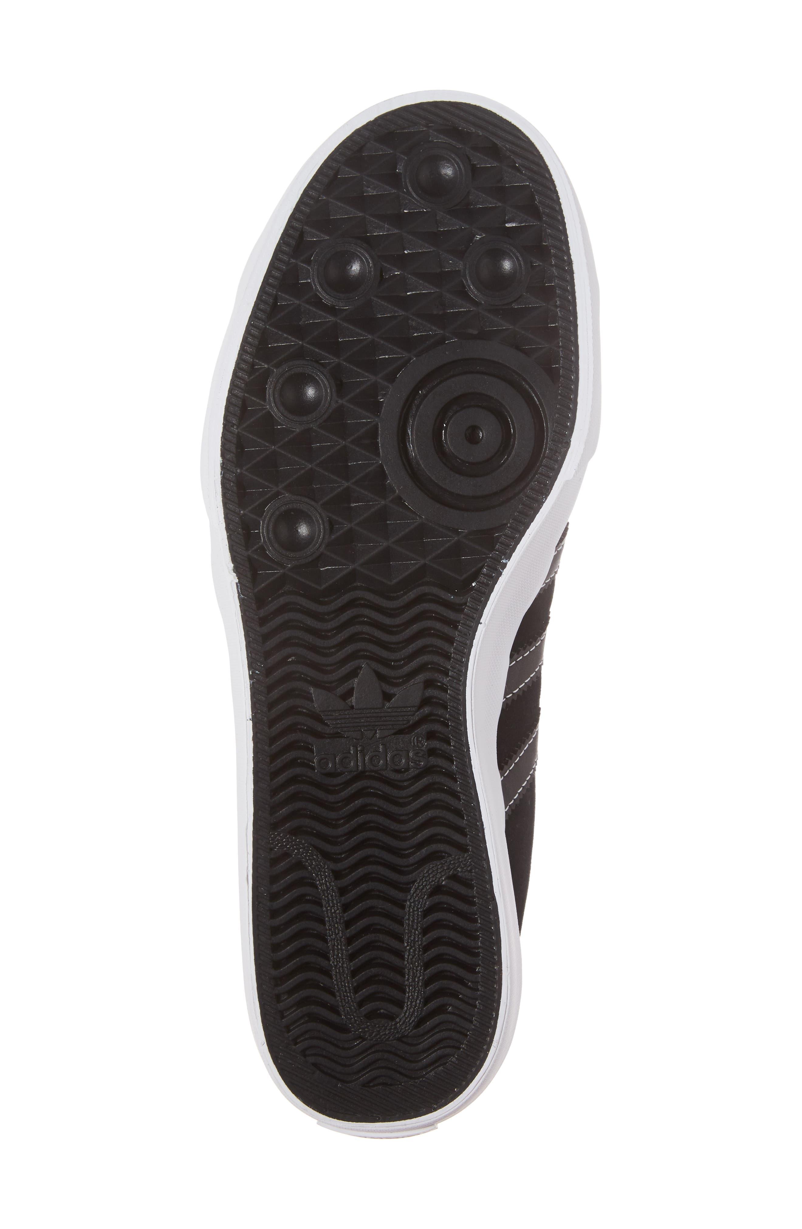 Matchcourt Mid ADV Sneaker,                             Alternate thumbnail 6, color,                             001