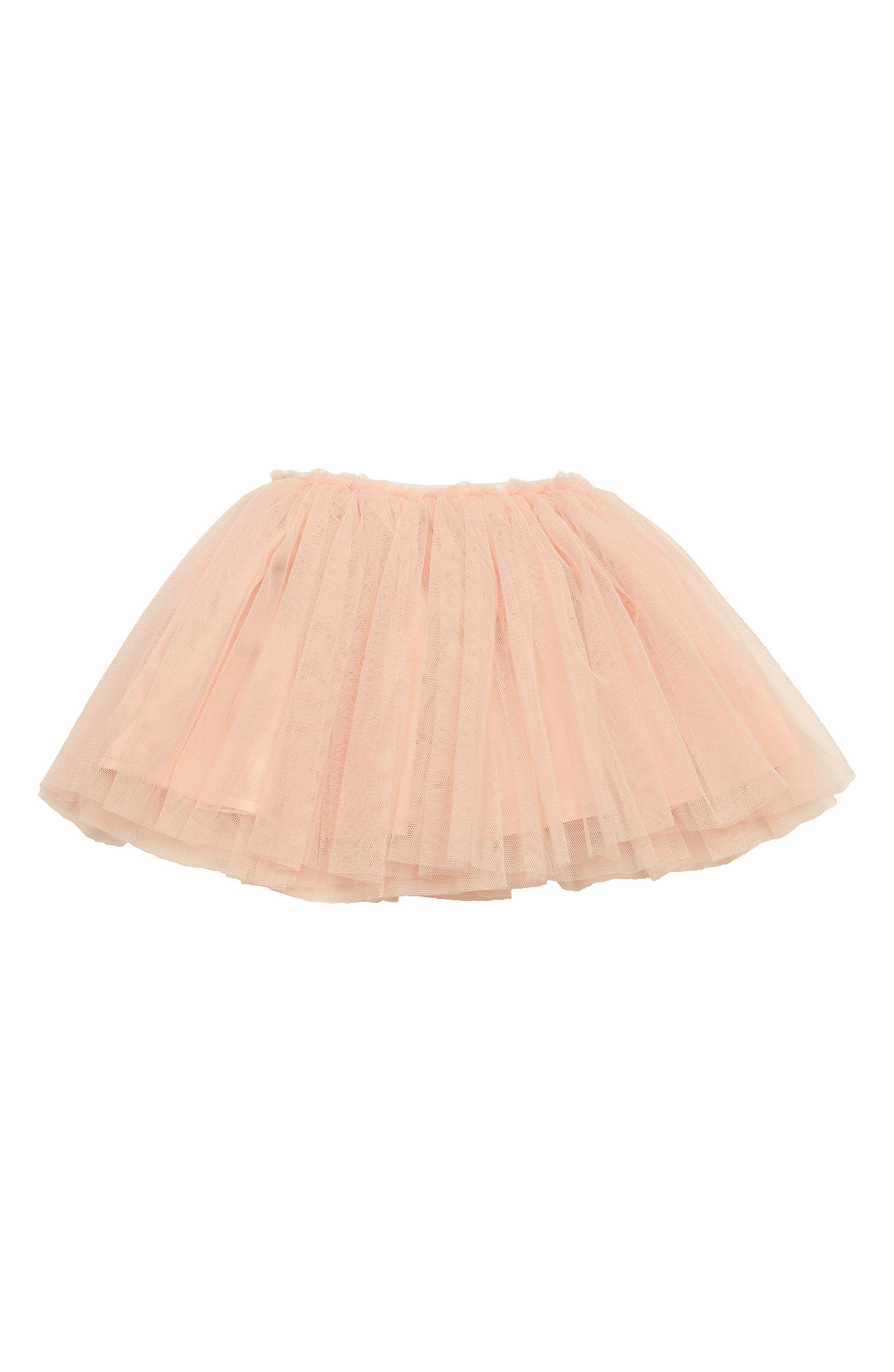 Tutu Skirt,                         Main,                         color, ROSE