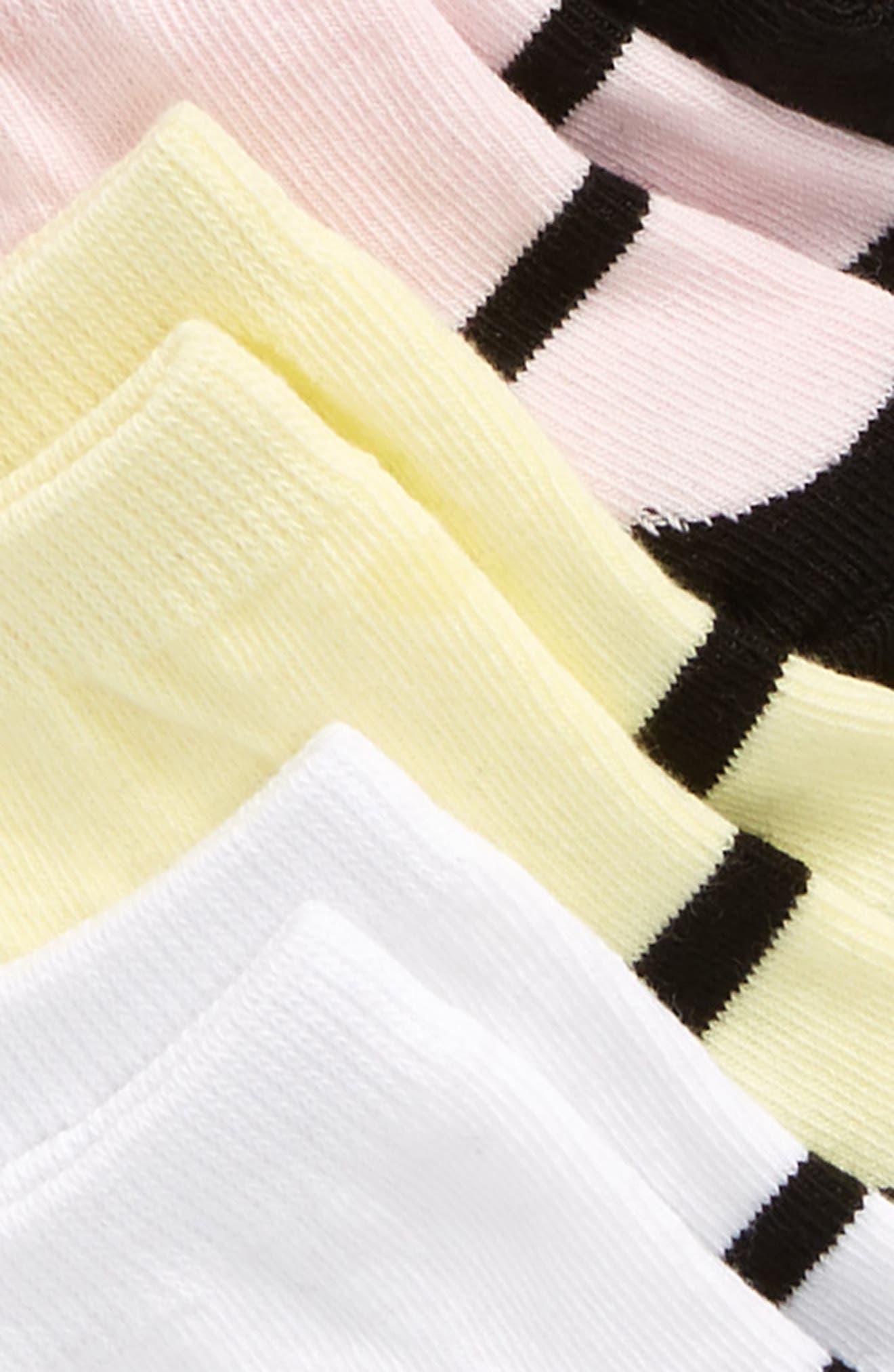Socks,                             Alternate thumbnail 2, color,                             Pastel Assorted