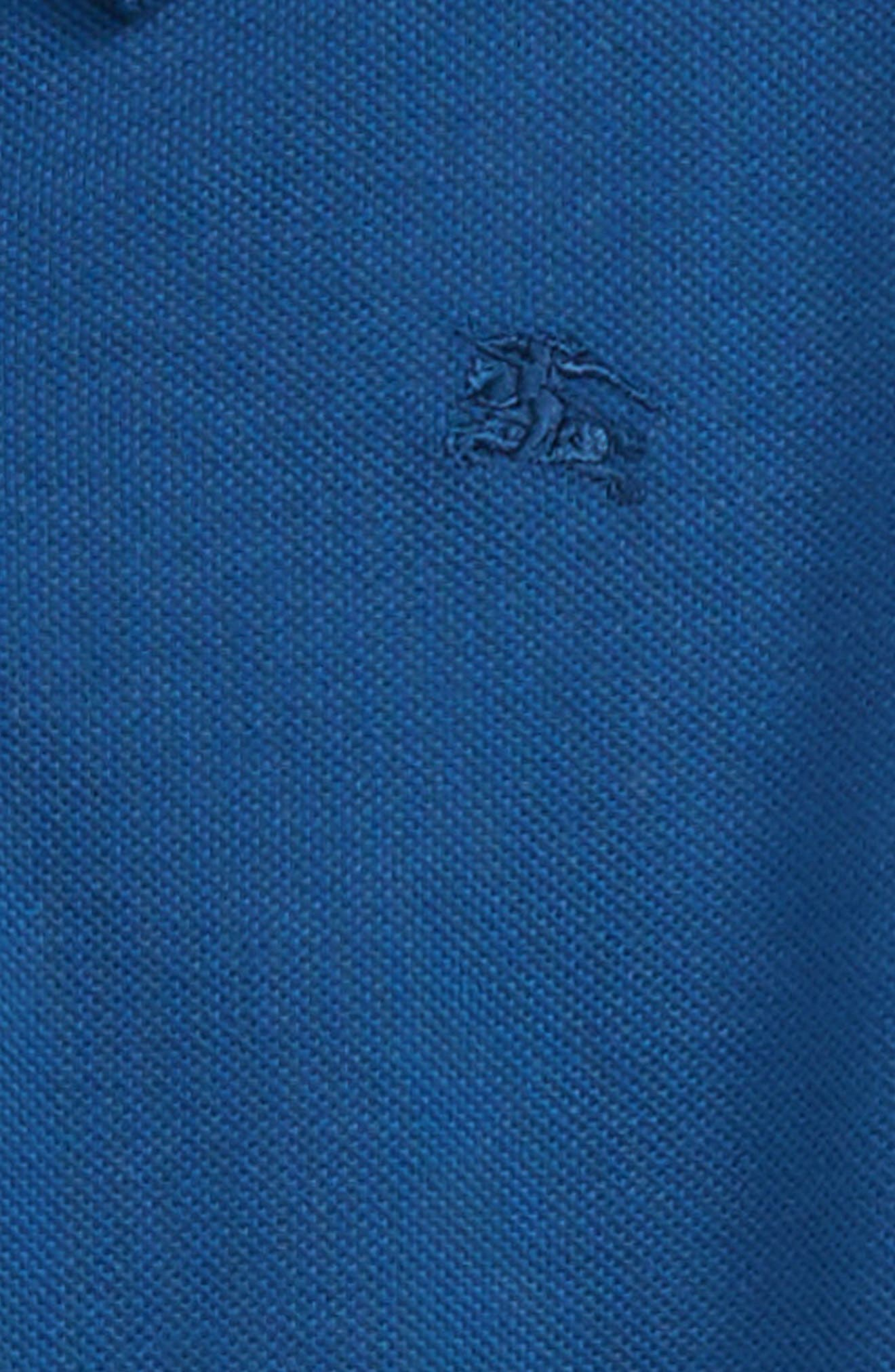 Cotton Polo,                             Alternate thumbnail 2, color,                             408