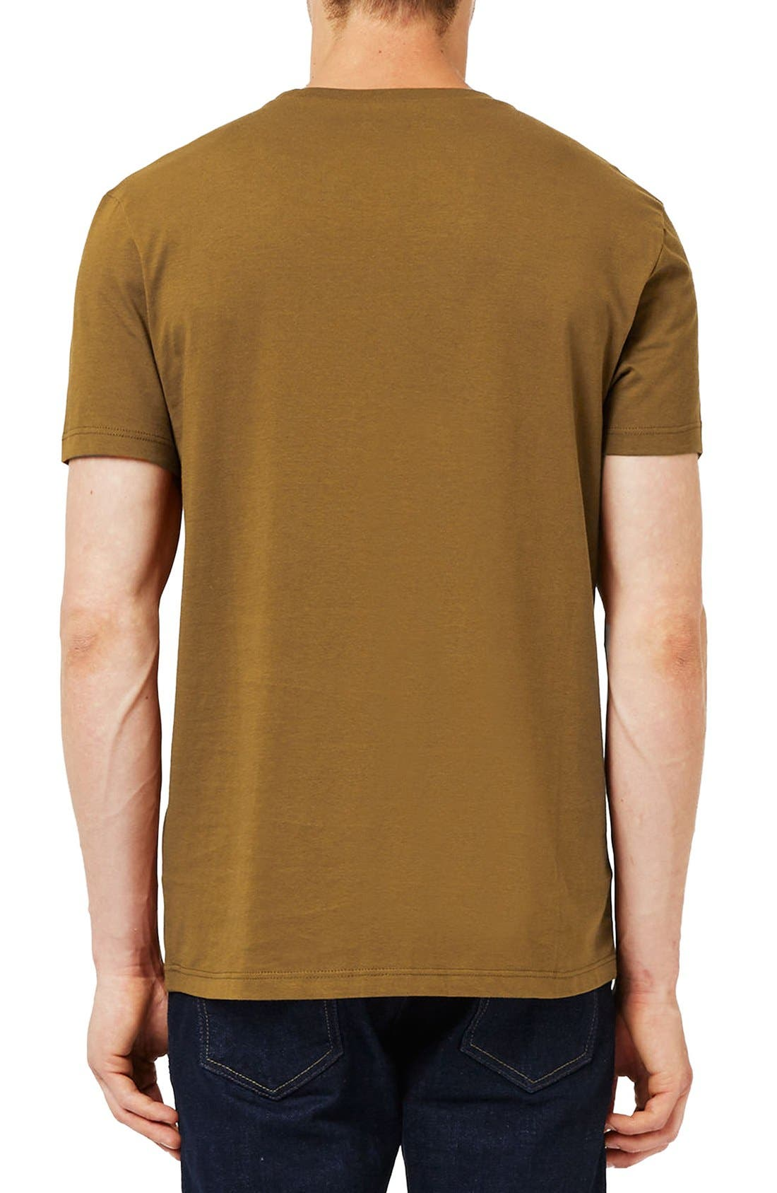 Slim Fit Crewneck T-Shirt,                             Alternate thumbnail 234, color,