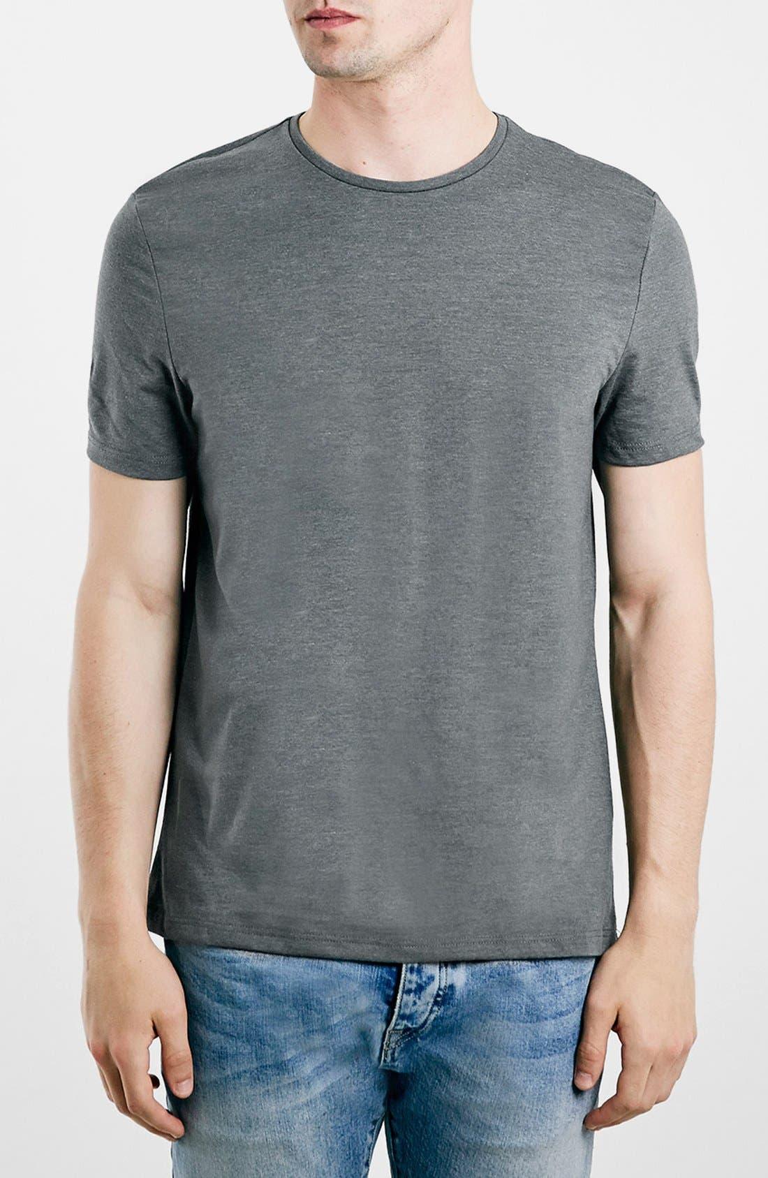Slim Fit Crewneck T-Shirt,                             Main thumbnail 35, color,