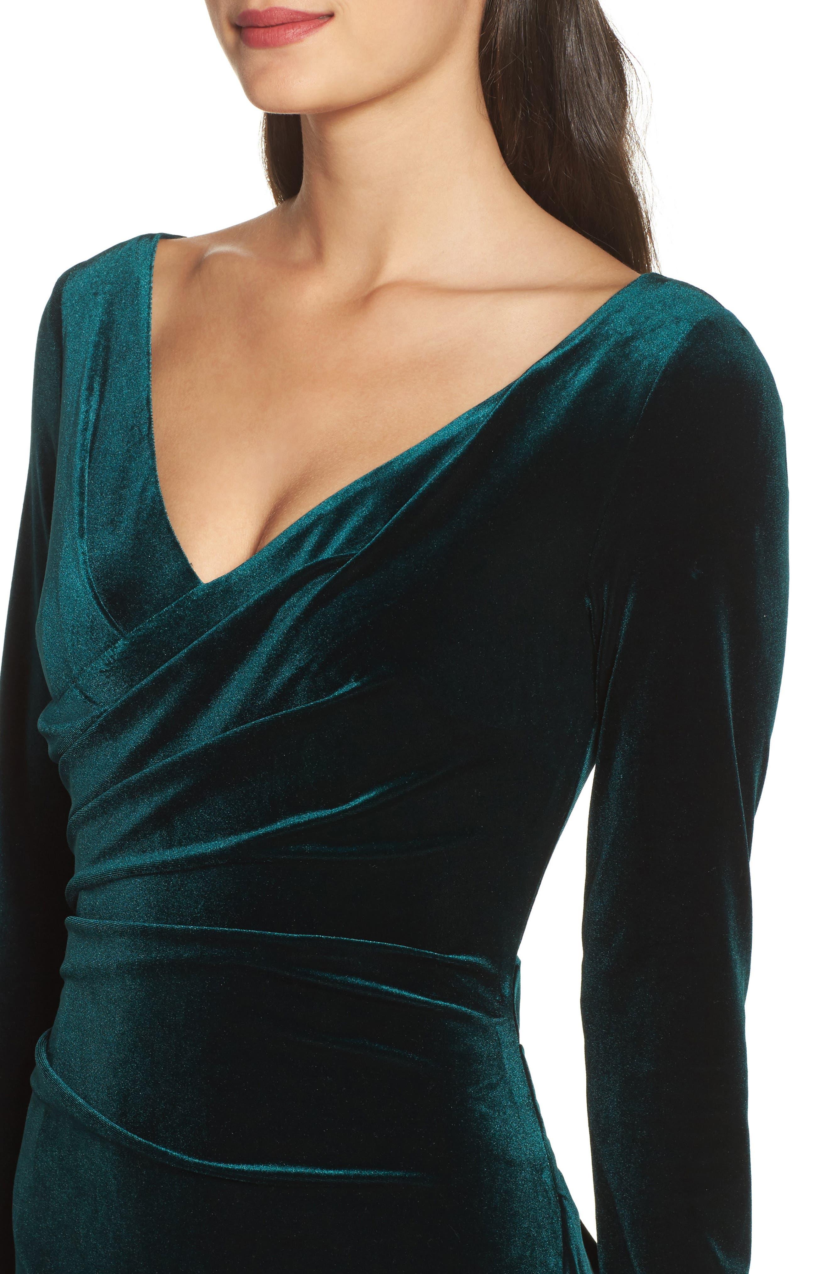 Velvet Gown,                             Alternate thumbnail 14, color,