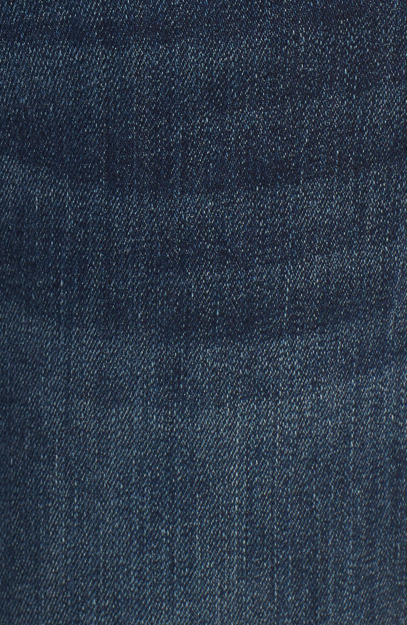 Florence Instasculpt Crop Skinny Jeans,                             Alternate thumbnail 6, color,