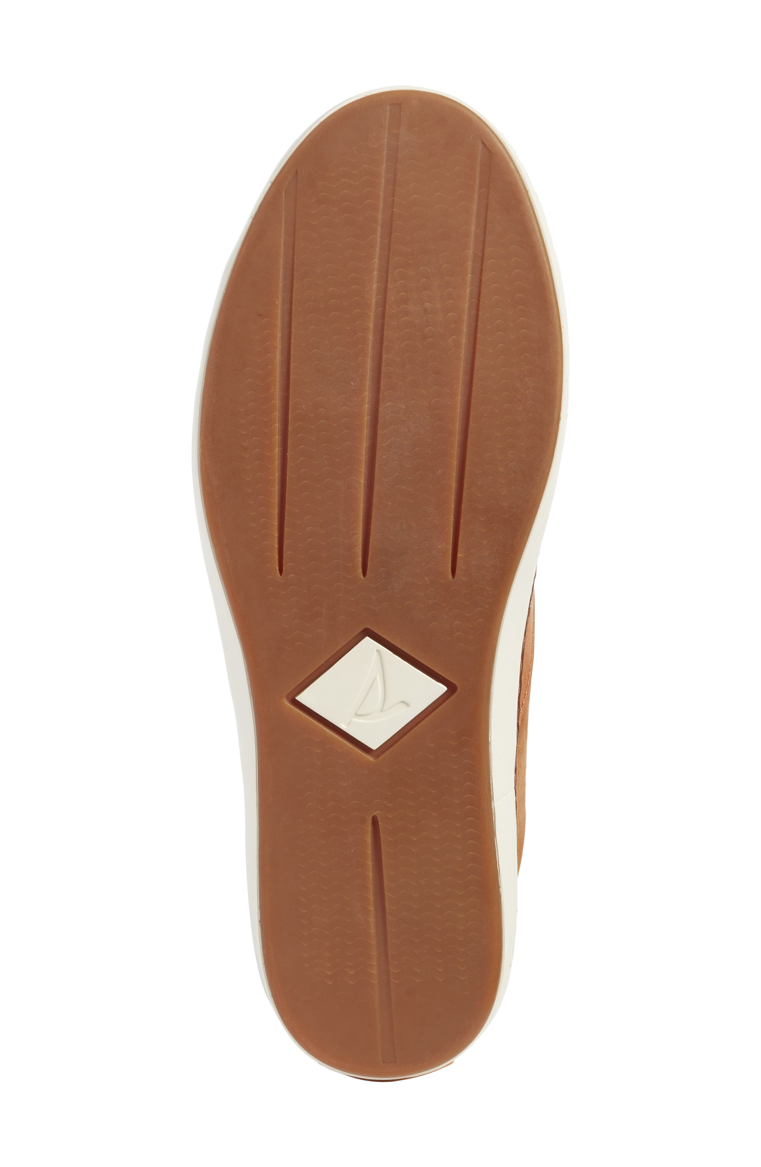 Gold Cup Haven Sneaker,                             Alternate thumbnail 6, color,                             TAN LEATHER
