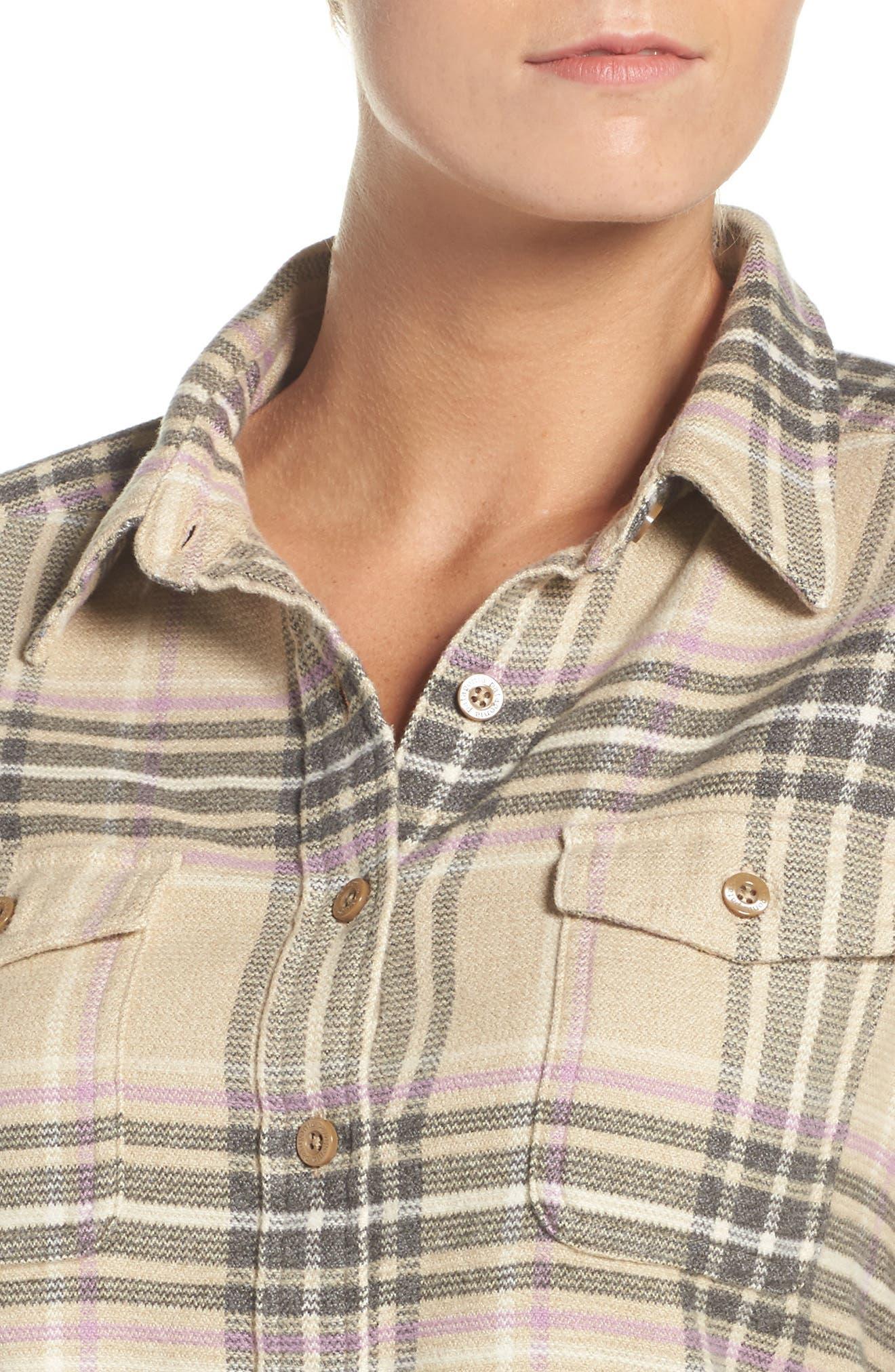 'Fjord' Flannel Shirt,                             Alternate thumbnail 62, color,