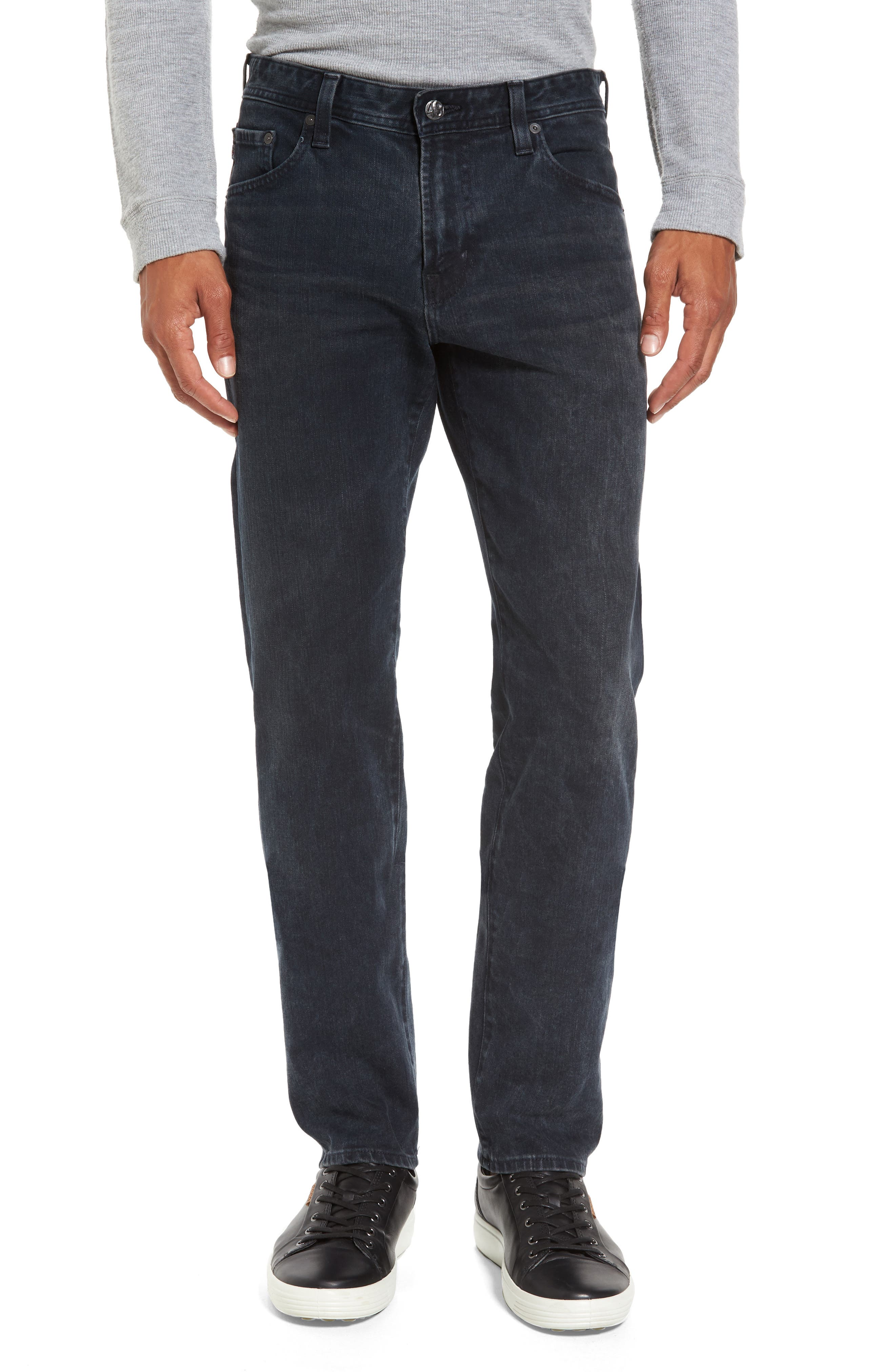 Graduate Slim Straight Leg Jeans,                         Main,                         color, 419