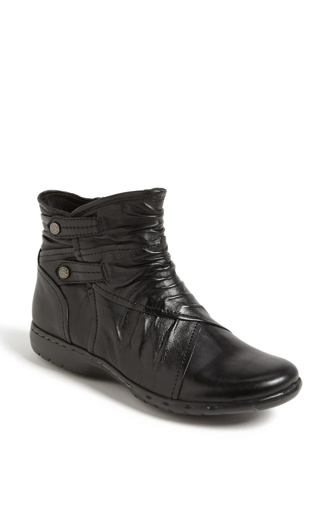 'Pandora' Boot,                             Main thumbnail 1, color,                             BLACK