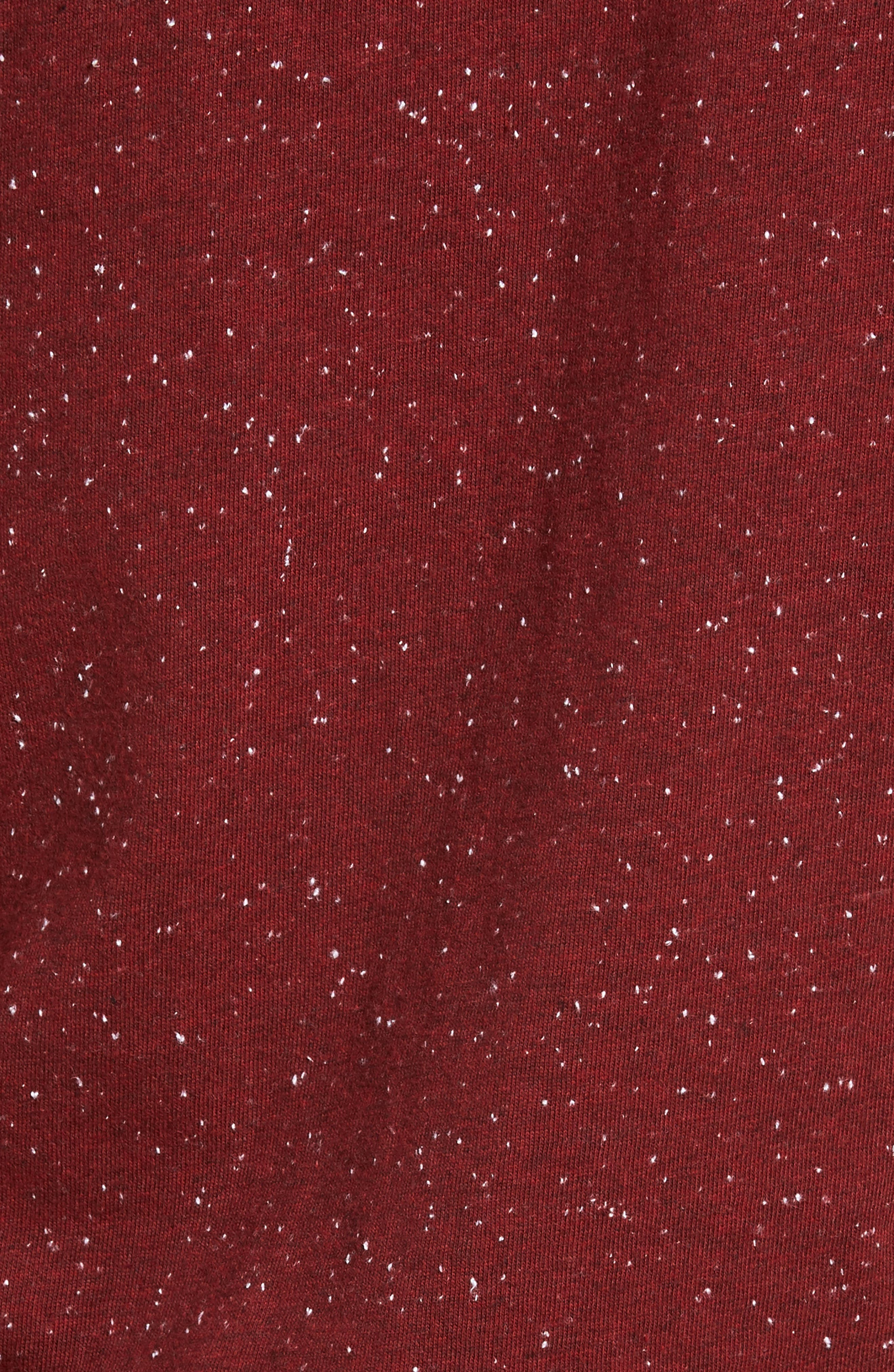 Nep Speckled T-Shirt,                             Alternate thumbnail 9, color,
