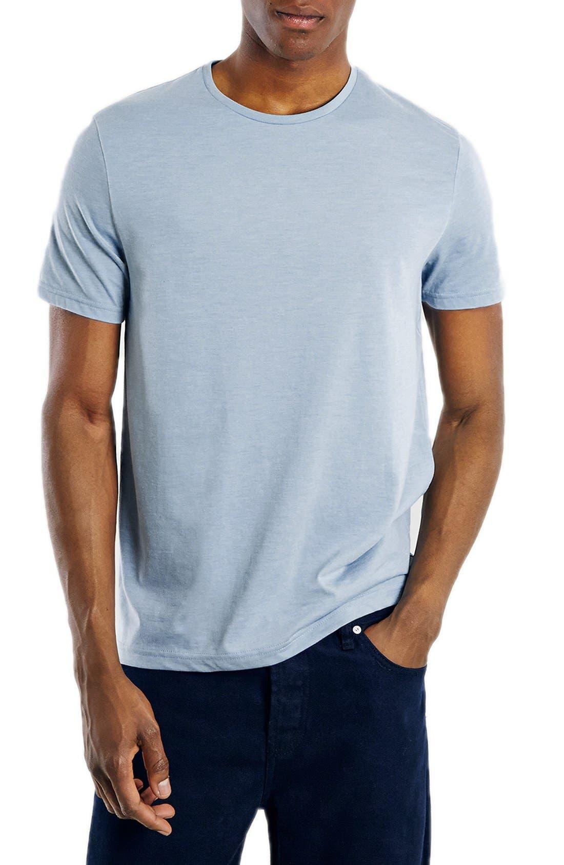 Slim Fit Crewneck T-Shirt,                             Main thumbnail 67, color,