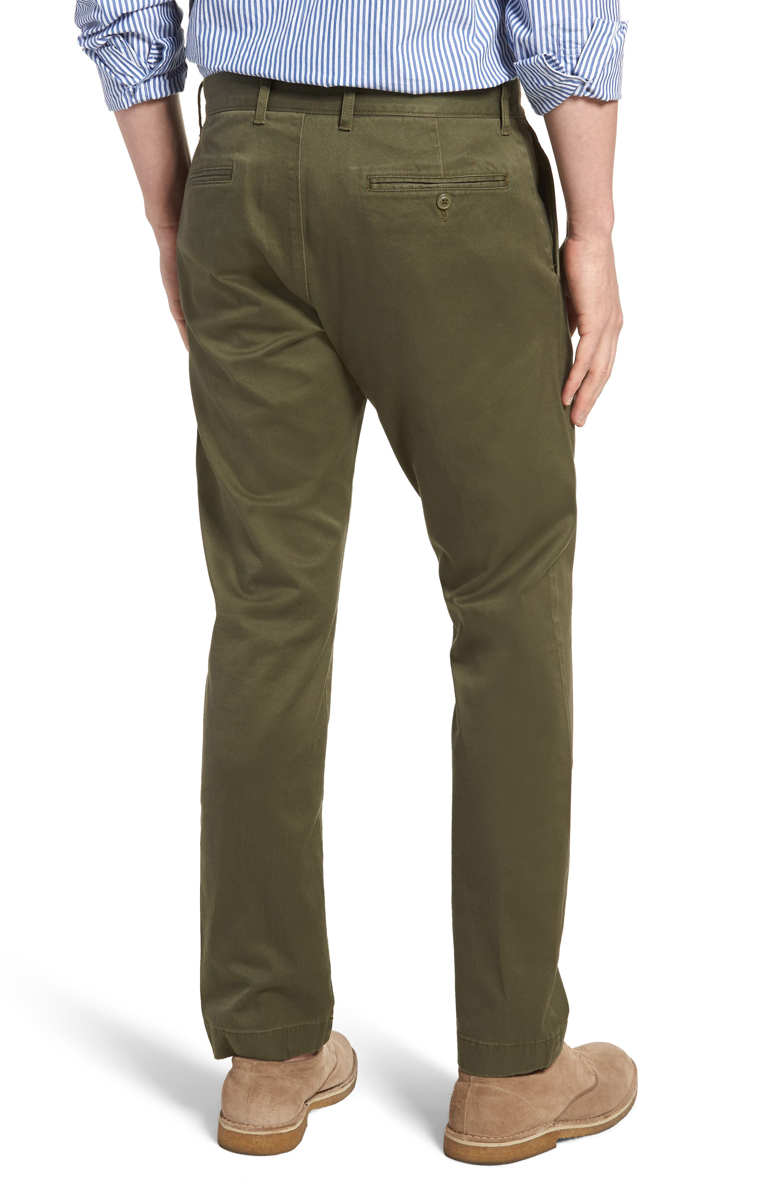 484 Slim Fit Stretch Chino Pants,                             Alternate thumbnail 19, color,
