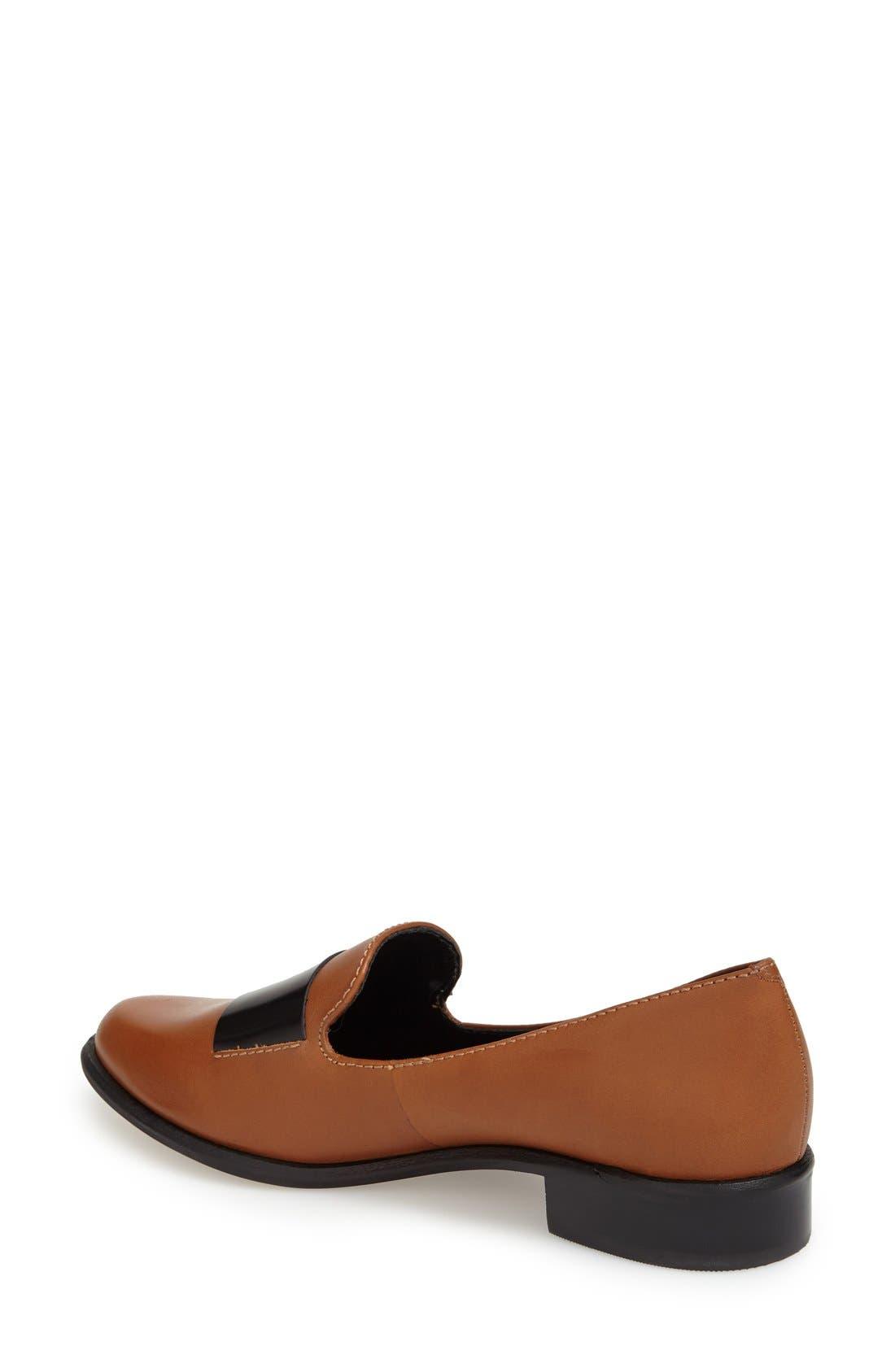 M4D3 'Ocean' Flat Loafer,                             Alternate thumbnail 11, color,