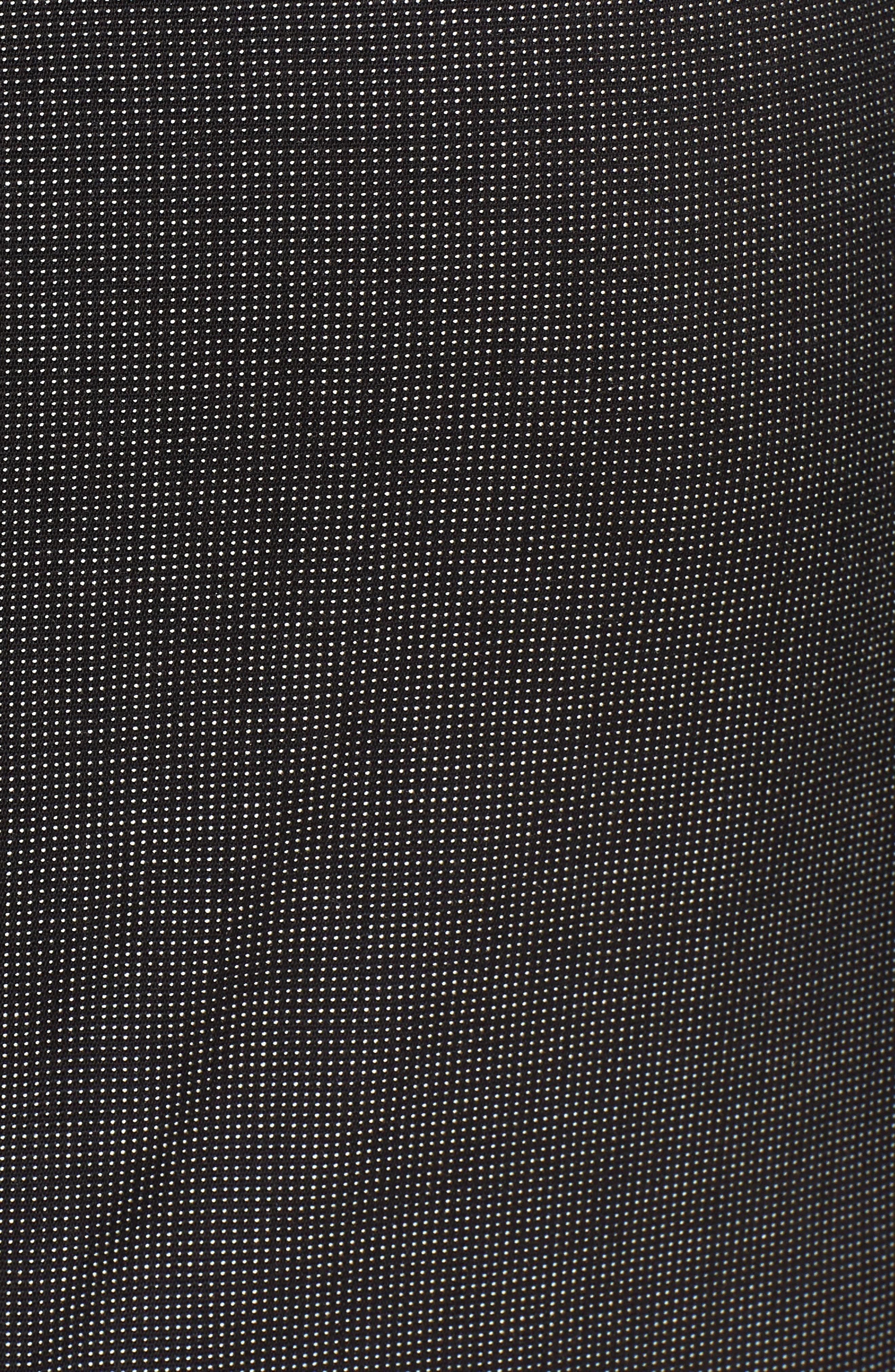 Vimena Stretch Wool Blend Suit Skirt,                             Alternate thumbnail 5, color,                             009