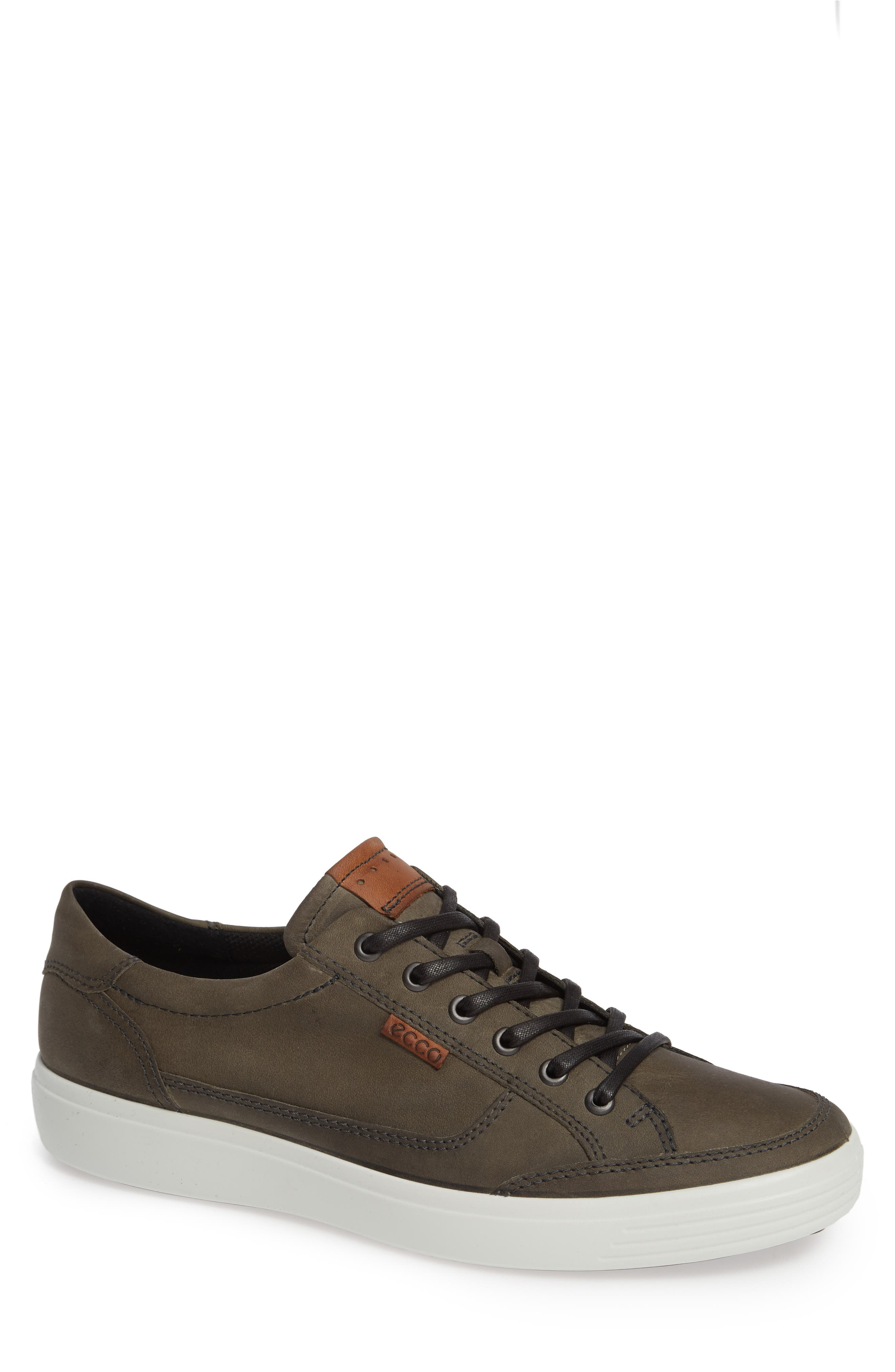 Ecco Soft 7 Long Lace Sneaker