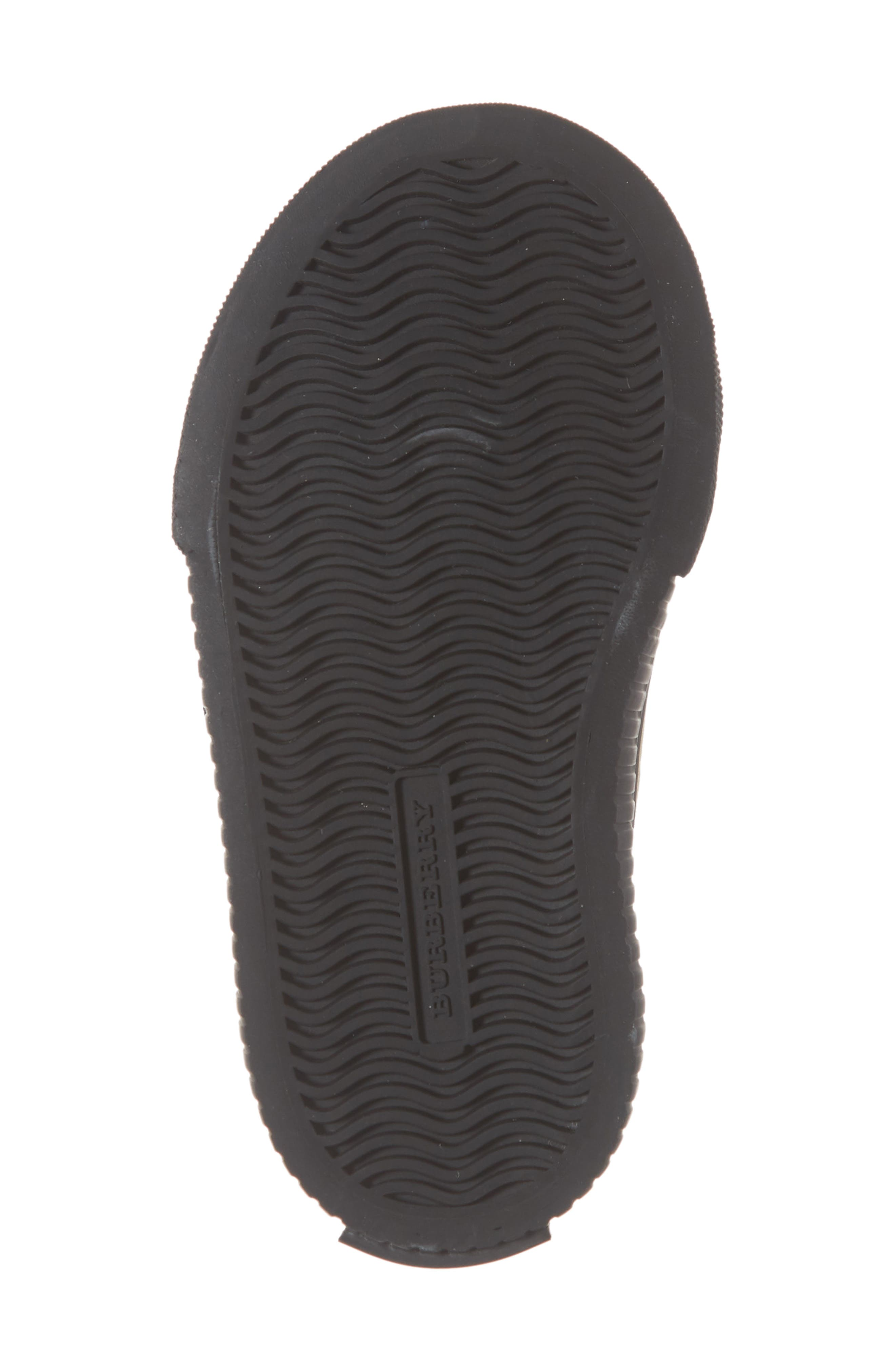 Beech Check Sneaker,                             Alternate thumbnail 6, color,                             001