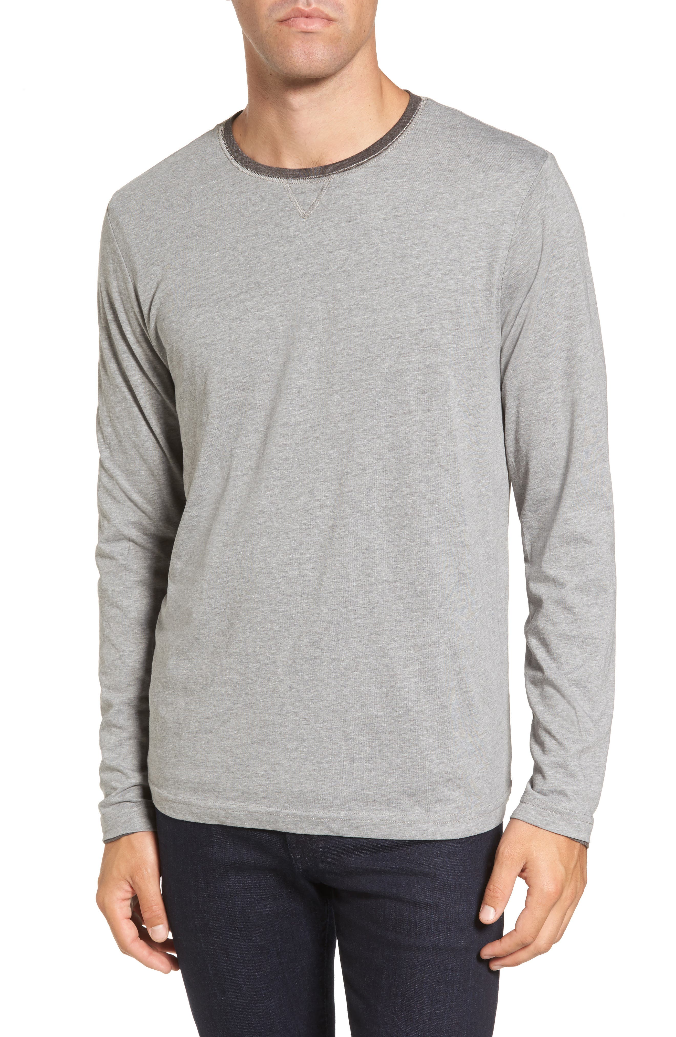 Reversible Hooded Jersey T-Shirt,                             Alternate thumbnail 15, color,