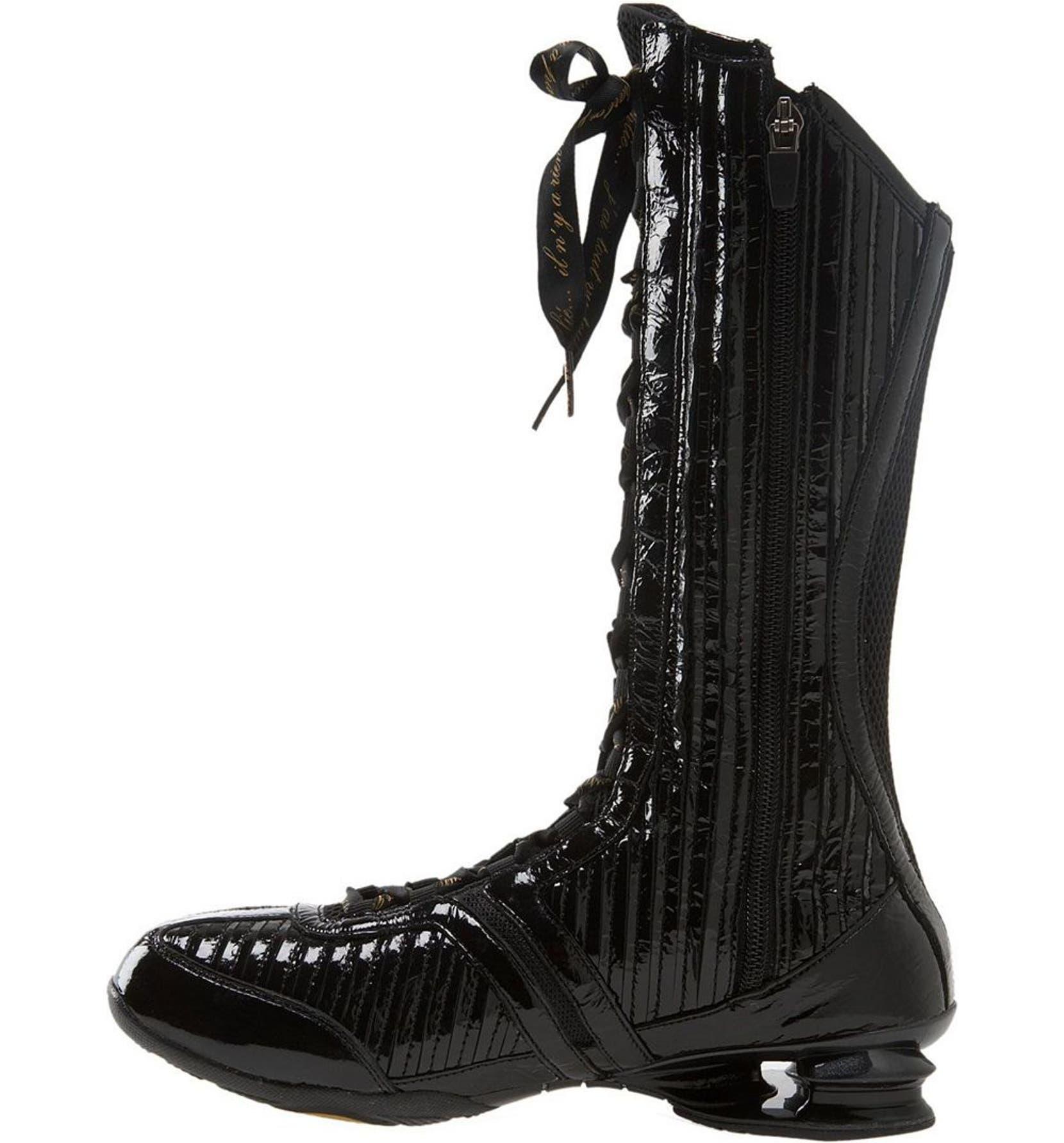 9754932436b97d Nike  Shox Q-Vida  Lightweight Dance Boot (Women)