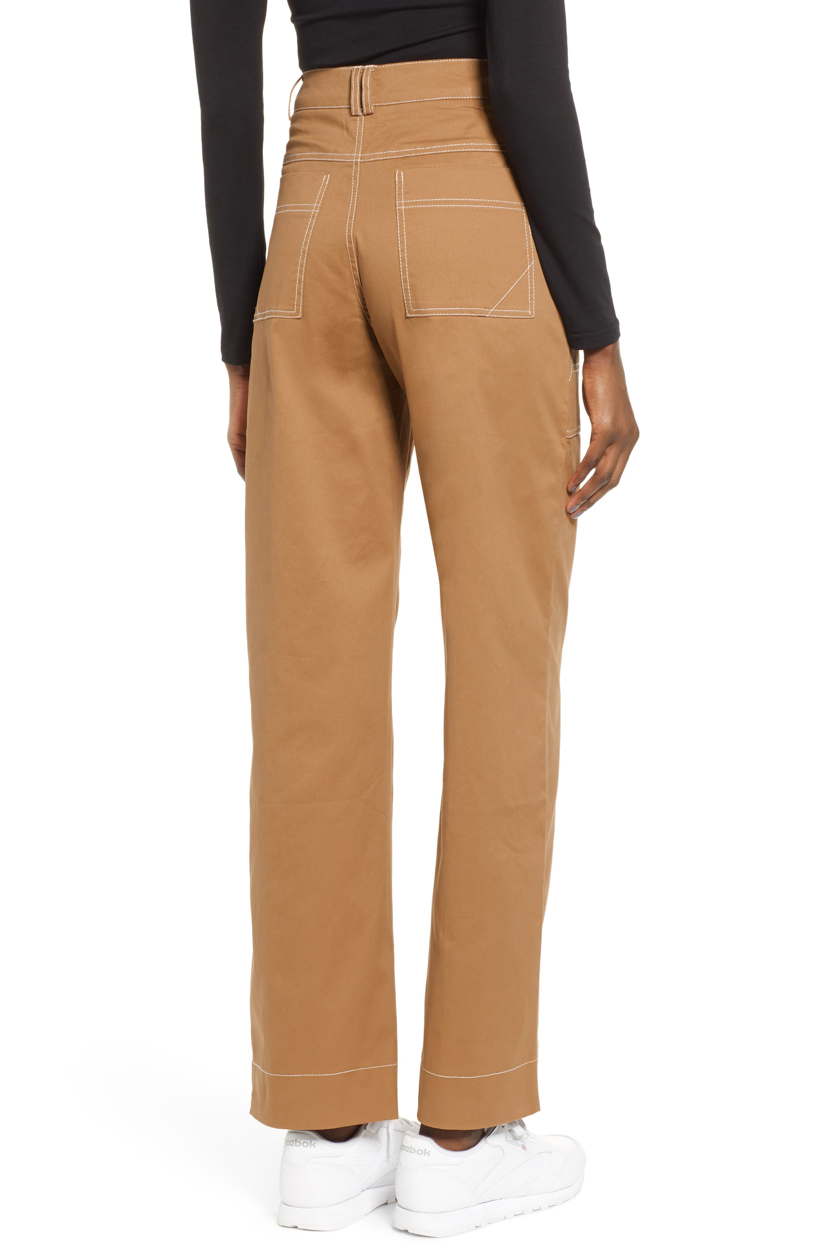 Ada Wide Leg Pants,                             Alternate thumbnail 2, color,                             250