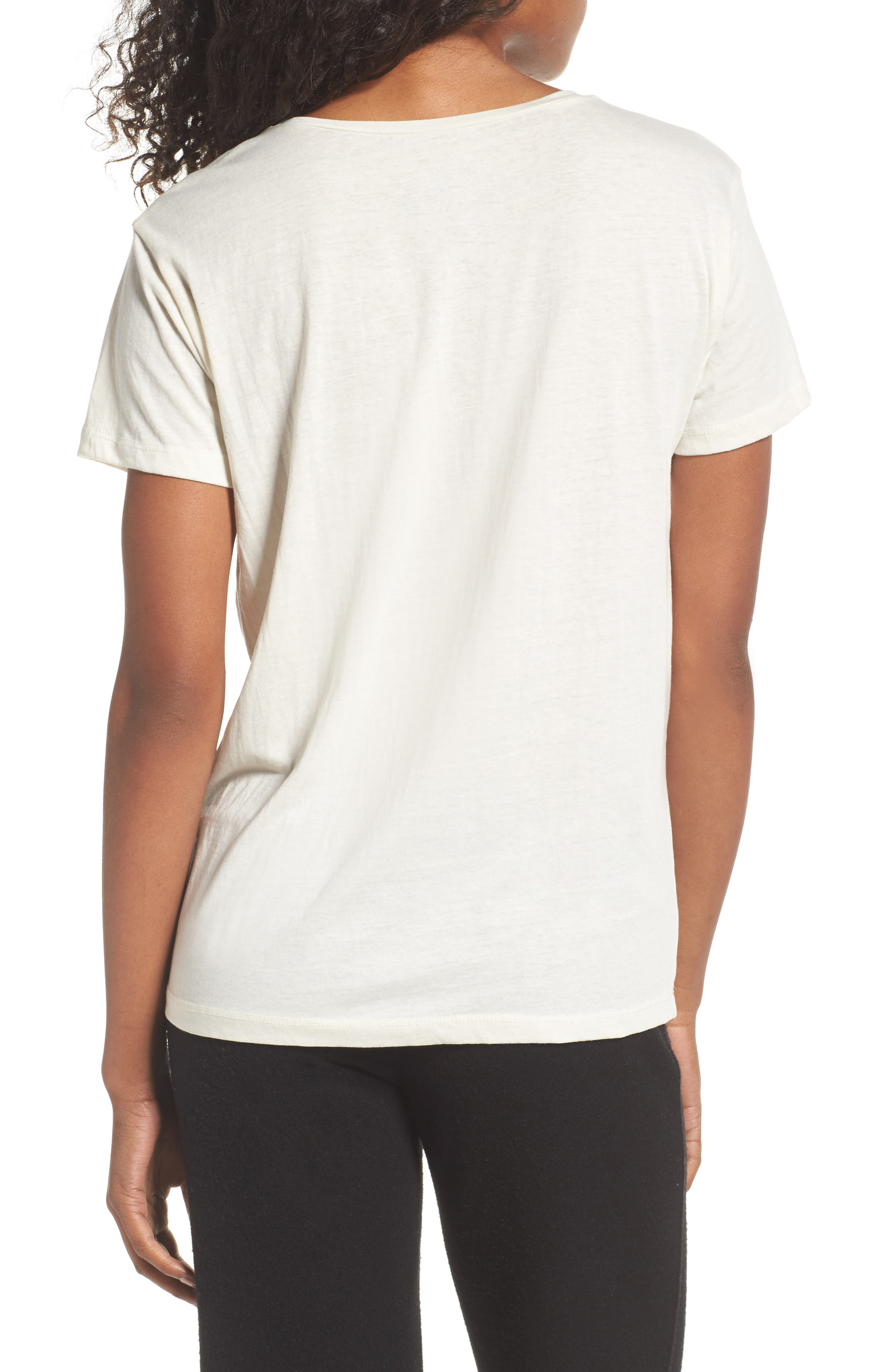 Jersey Tee,                             Alternate thumbnail 2, color,                             100
