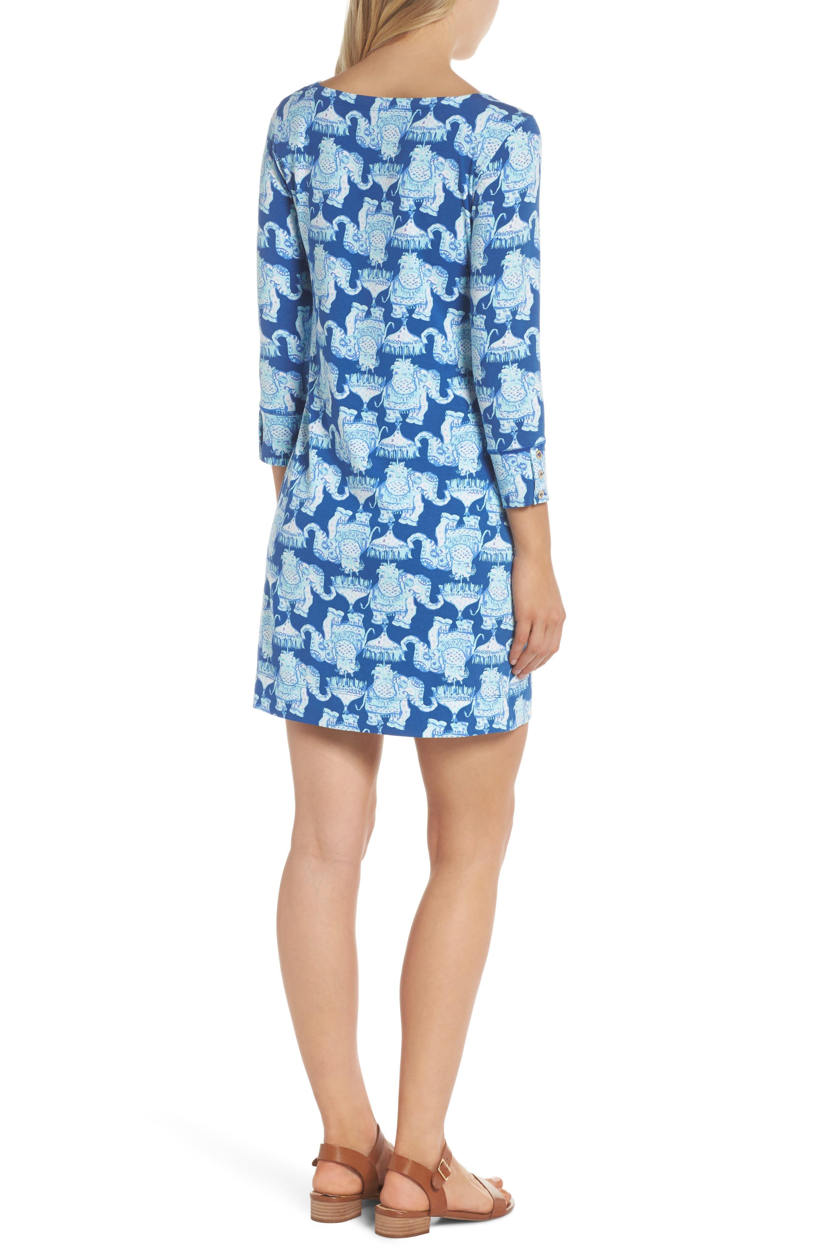 Sophie UPF 50+ Shift Dress,                             Alternate thumbnail 2, color,                             400