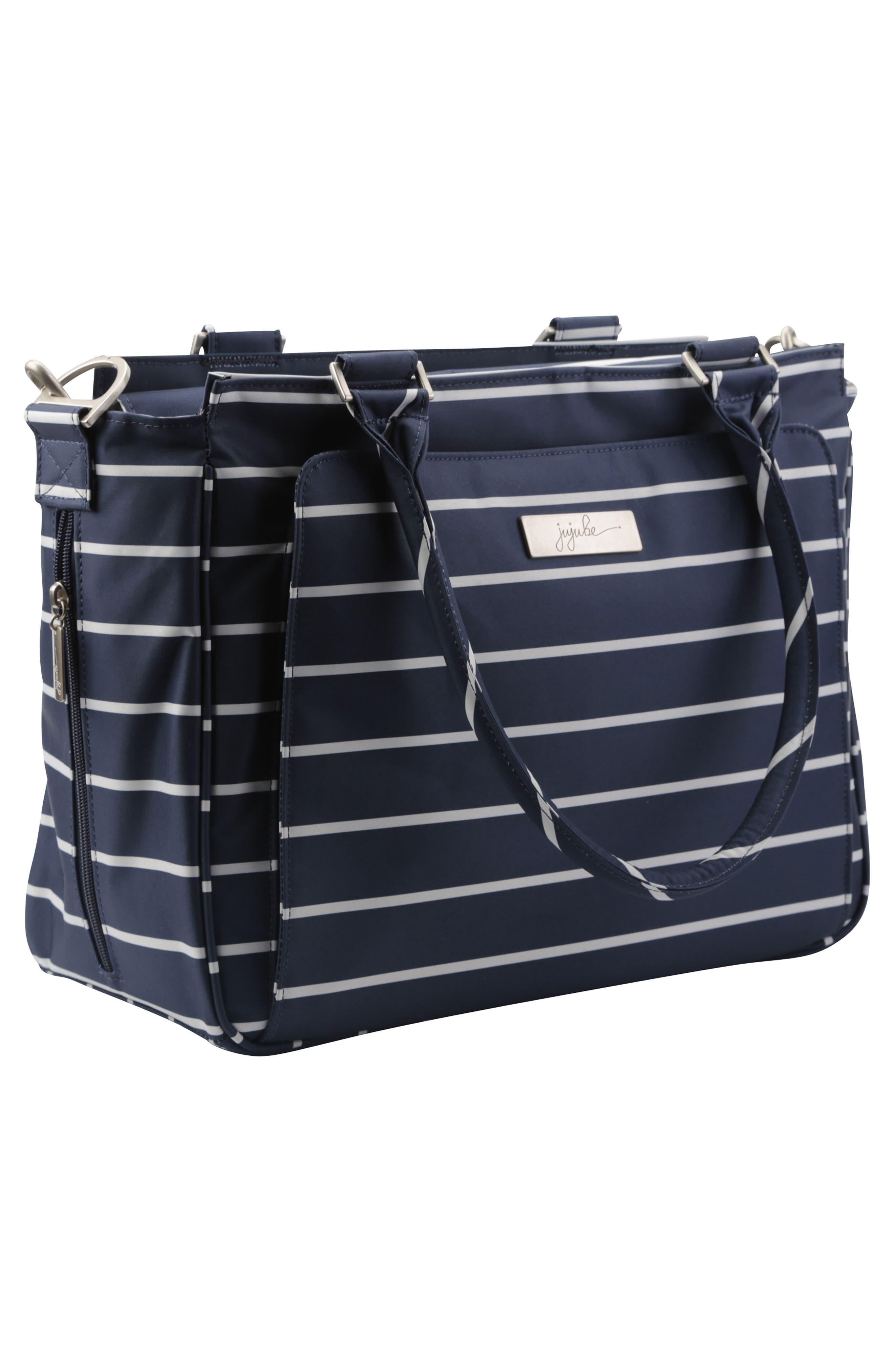 Be Classy - Coastal Collection Diaper Bag,                             Alternate thumbnail 2, color,                             NANTUCKET
