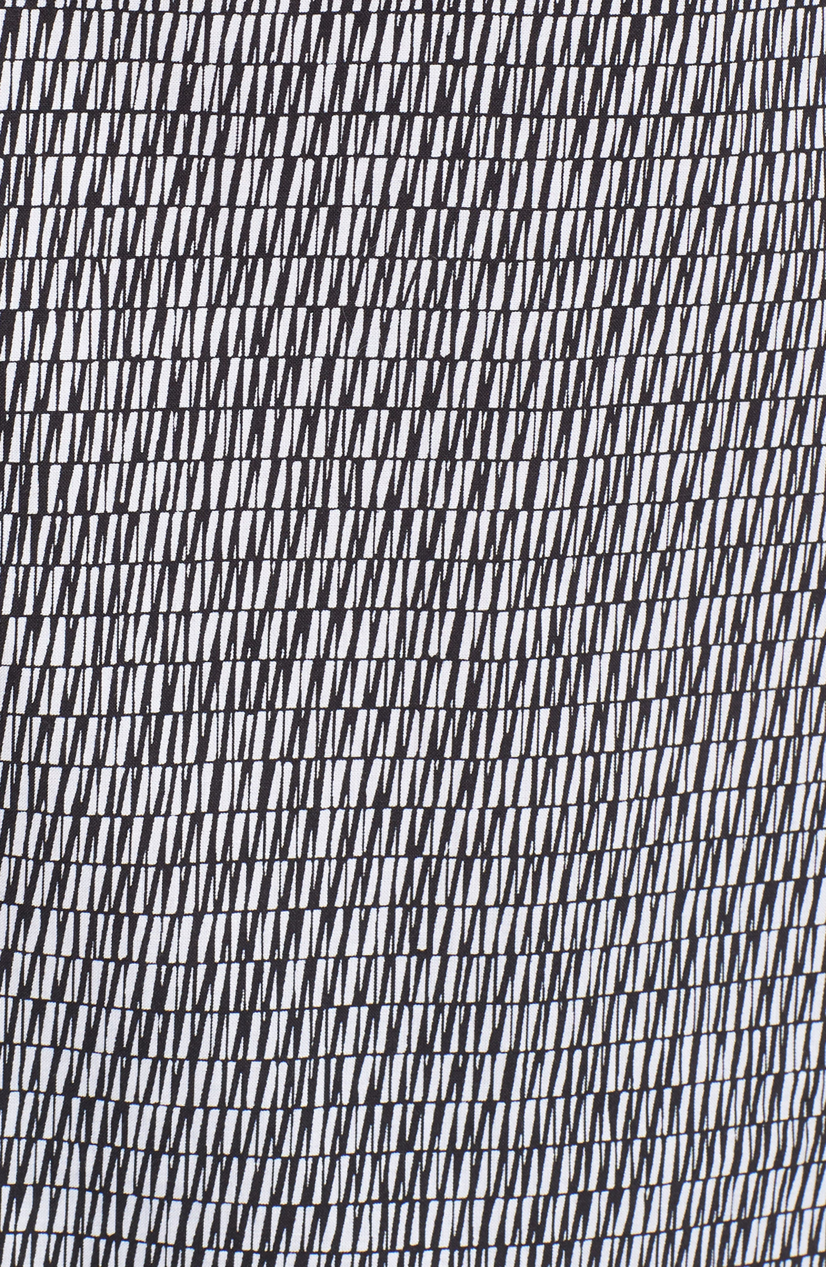 Ero Allover Print Slim Fit Sport Shirt,                             Alternate thumbnail 5, color,                             001