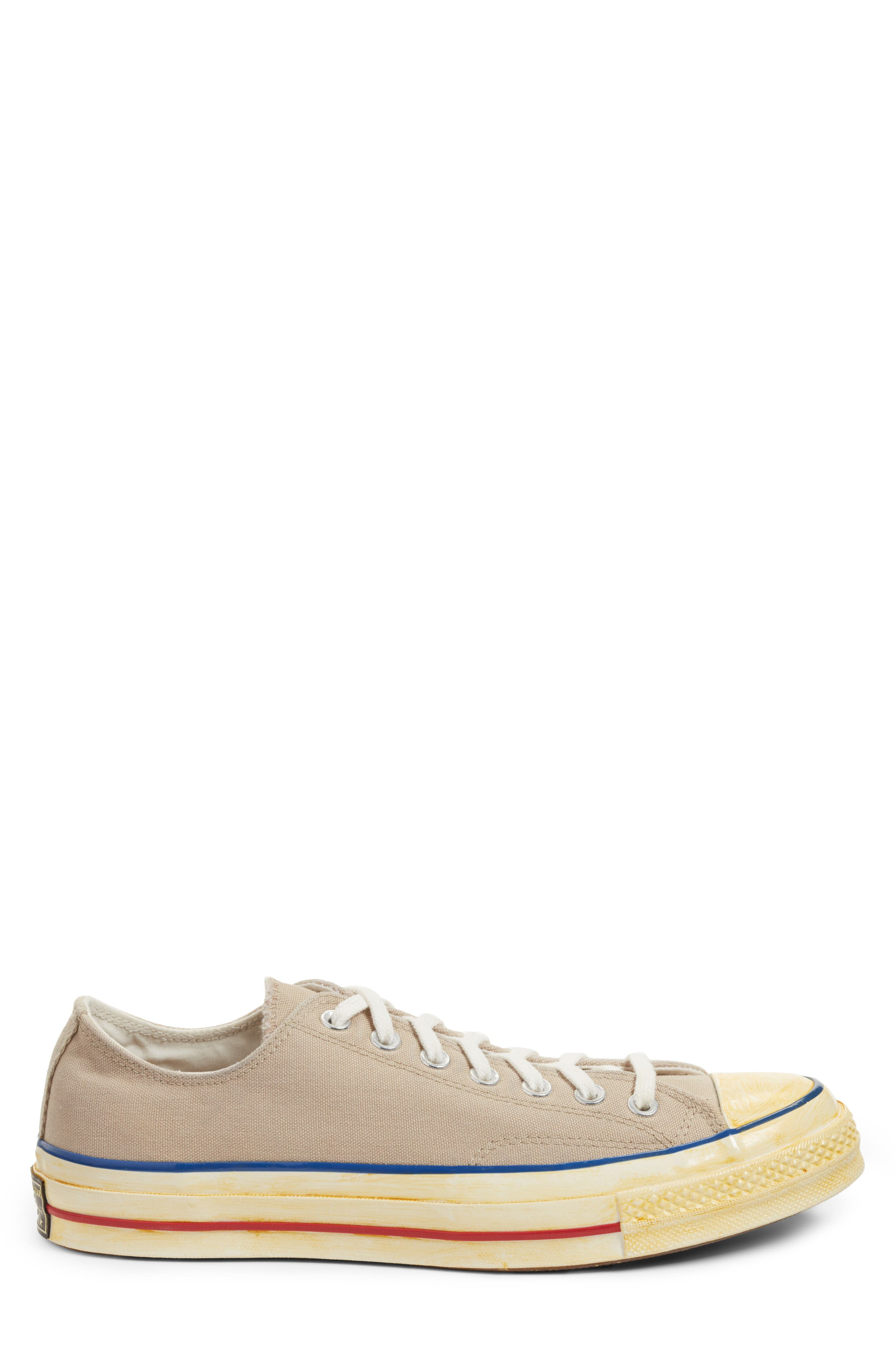Chuck Taylor<sup>®</sup> All Star<sup>®</sup> 70 Low Top Sneaker,                             Alternate thumbnail 3, color,                             270