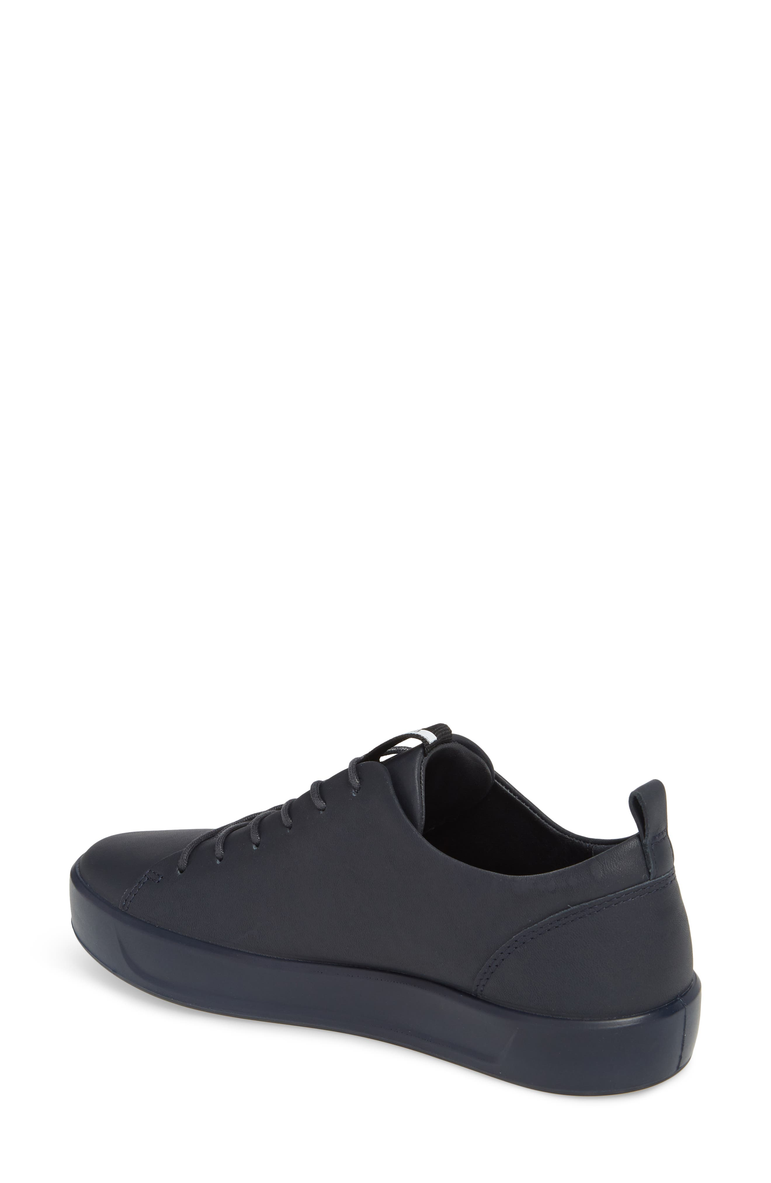 Soft 8 Sneaker,                             Alternate thumbnail 2, color,                             NIGHT SKY LEATHER