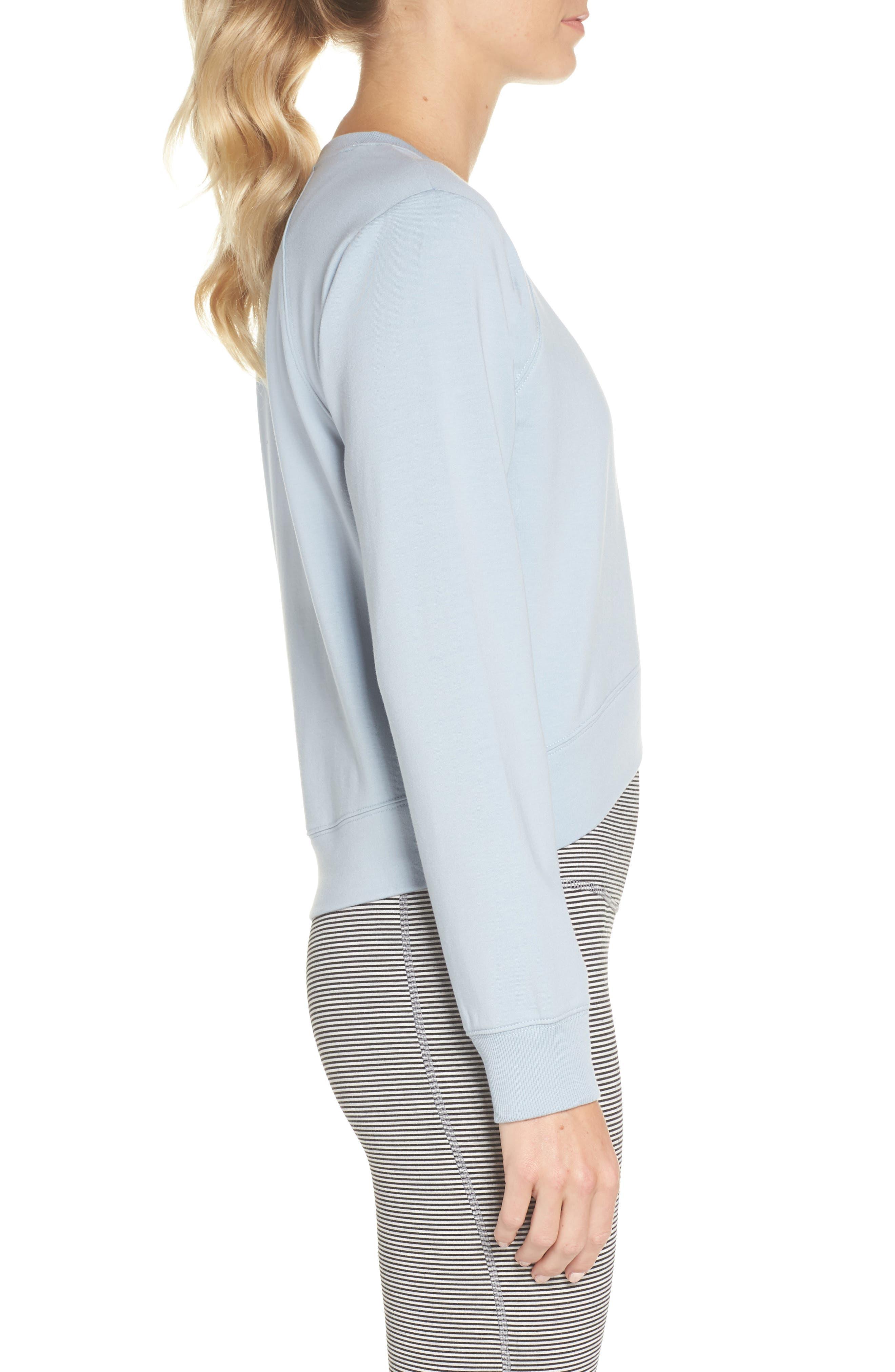 Uplifted Sweatshirt,                             Alternate thumbnail 3, color,                             420